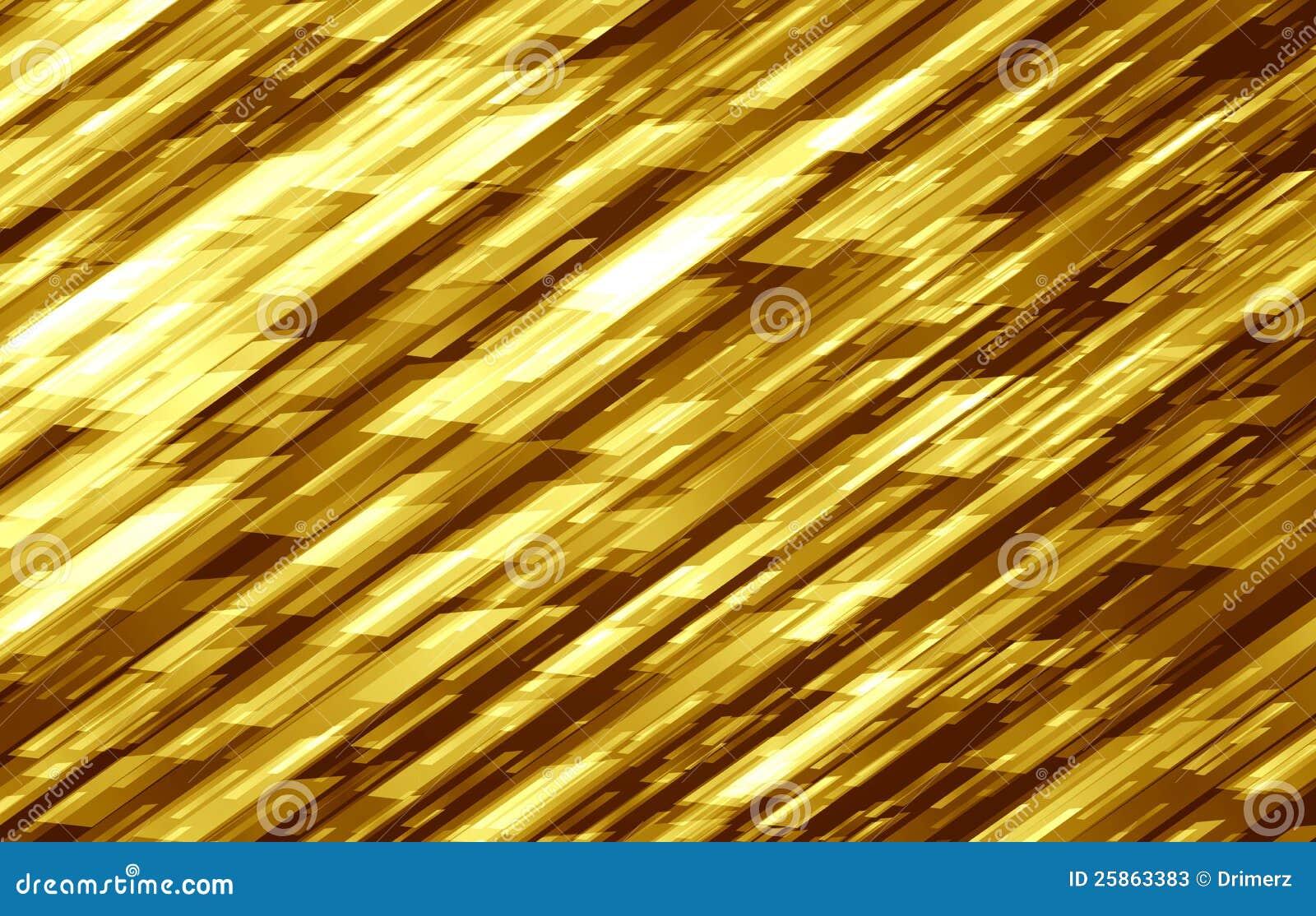 Carta da parati dell 39 oro illustrazione di stock for Carta da parati oro