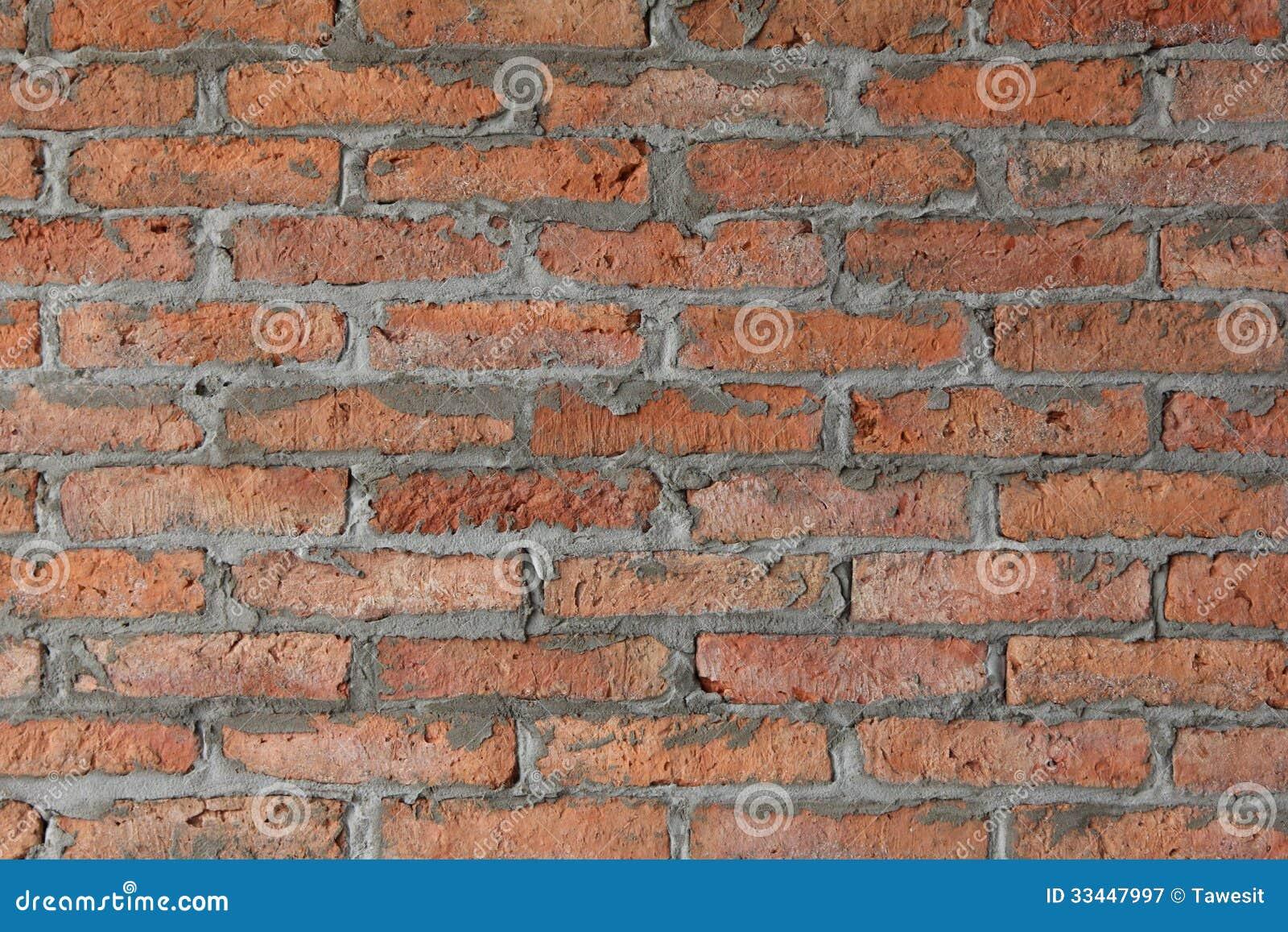 ... da Diritti: Carta da parati di struttura della parete di mattoni