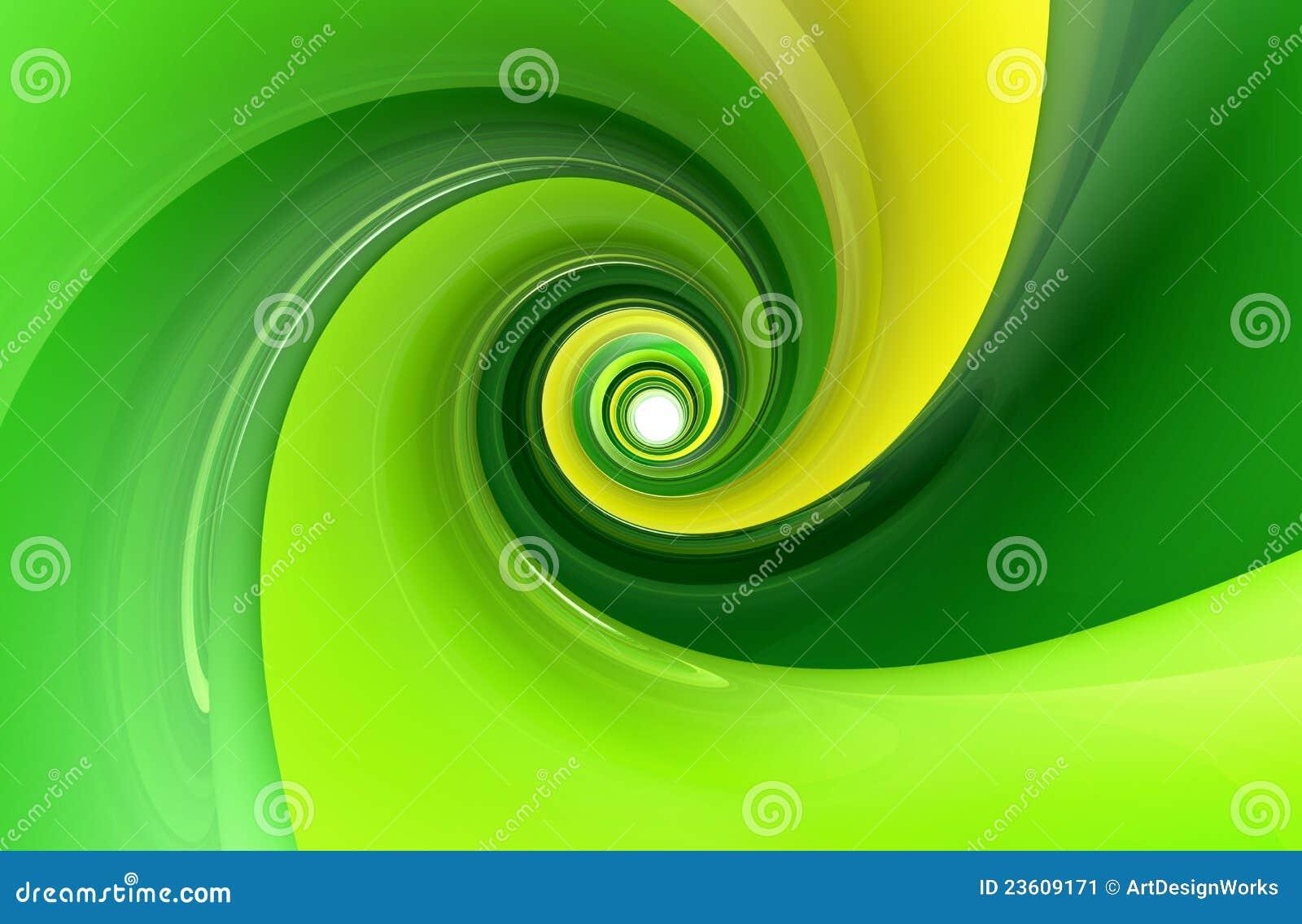 Carta da parati gialla verde lucida illustrazione di stock for Carta parati verde