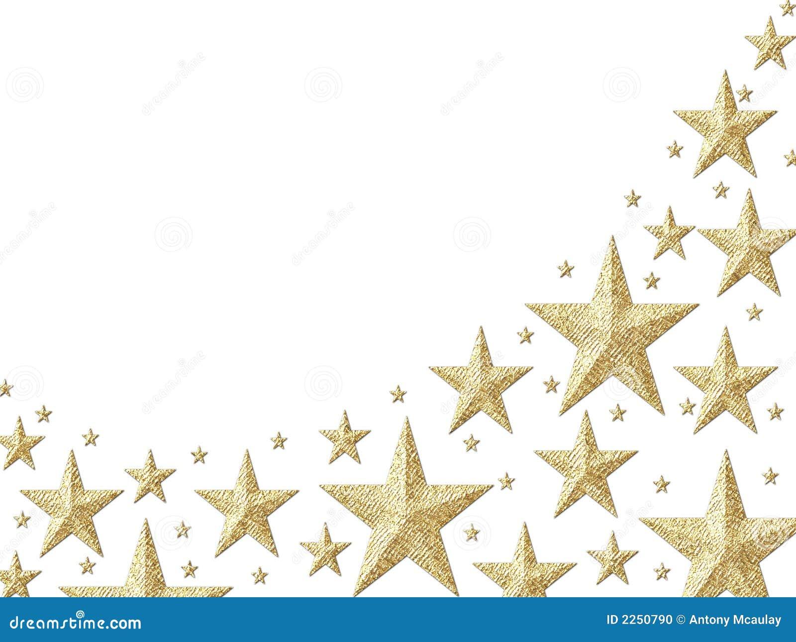 Carta da parati stellata della stagnola di oro for Carta da parati damascata oro
