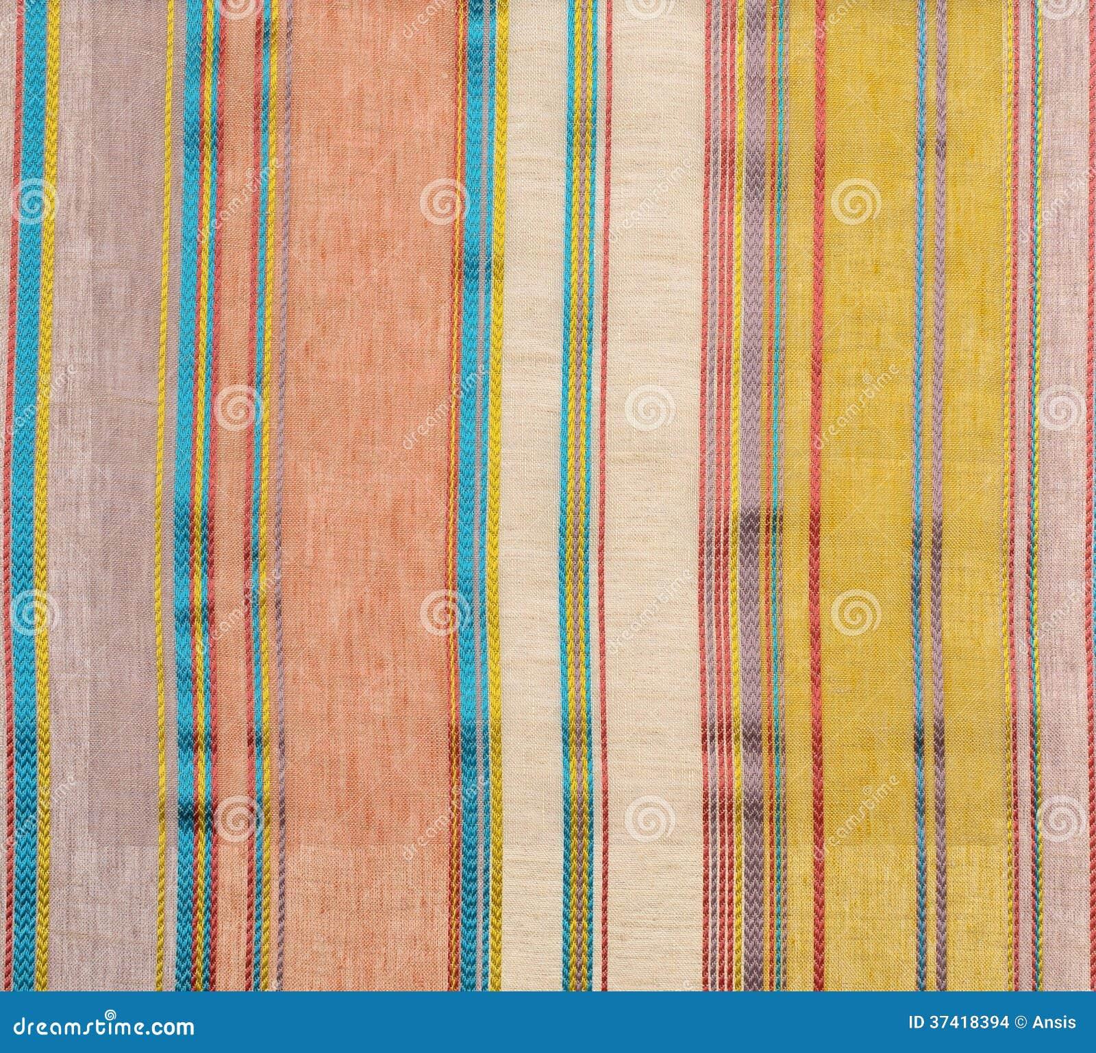 Carta da parati a strisce del tessuto immagini stock for Carta da parati a strisce
