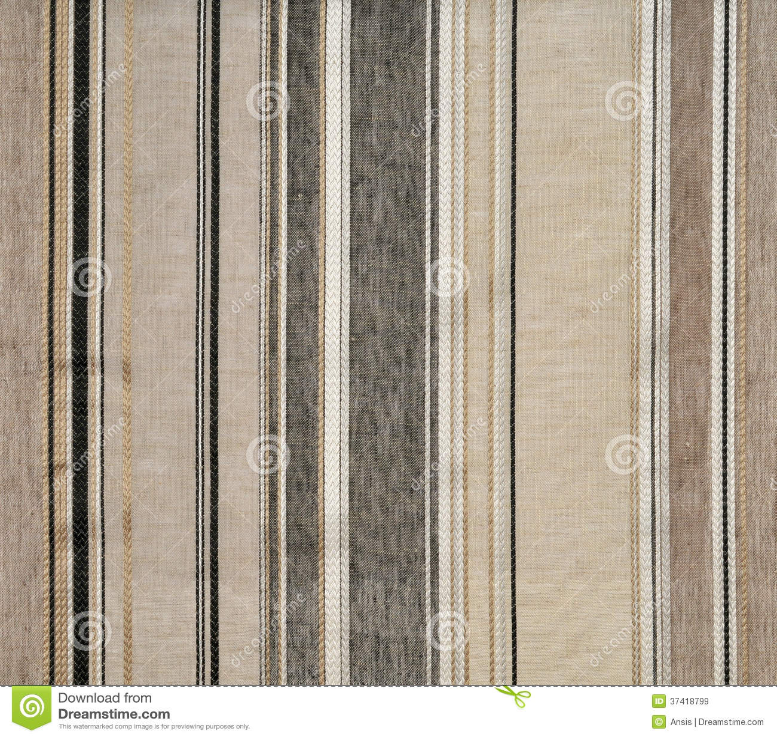 Carta Da Parati A Strisce Del Tessuto Immagine Stock - Immagine di grigio, modello: 37418799