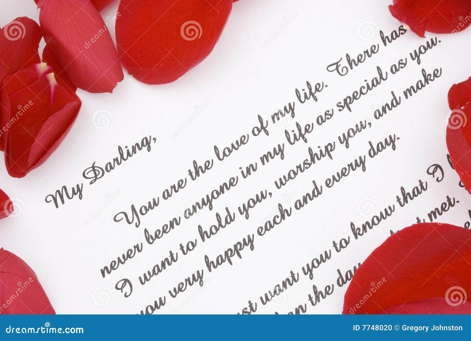 Cartas Del Dia De San Valentin. Carta De Amor De Las Tarjetas Del Día De  San Valentín ...
