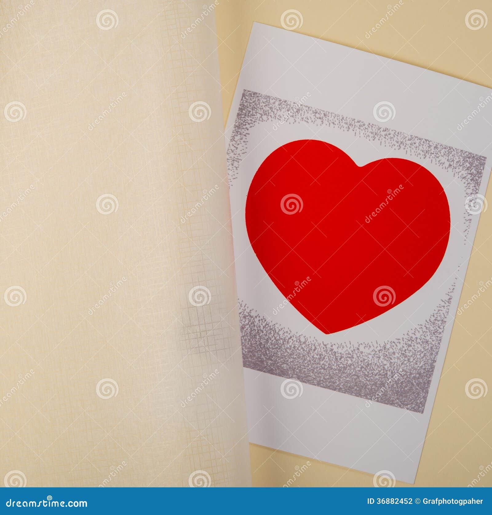 Download Carta Del Biglietto Di S. Valentino Fotografia Stock - Immagine di arte, background: 36882452