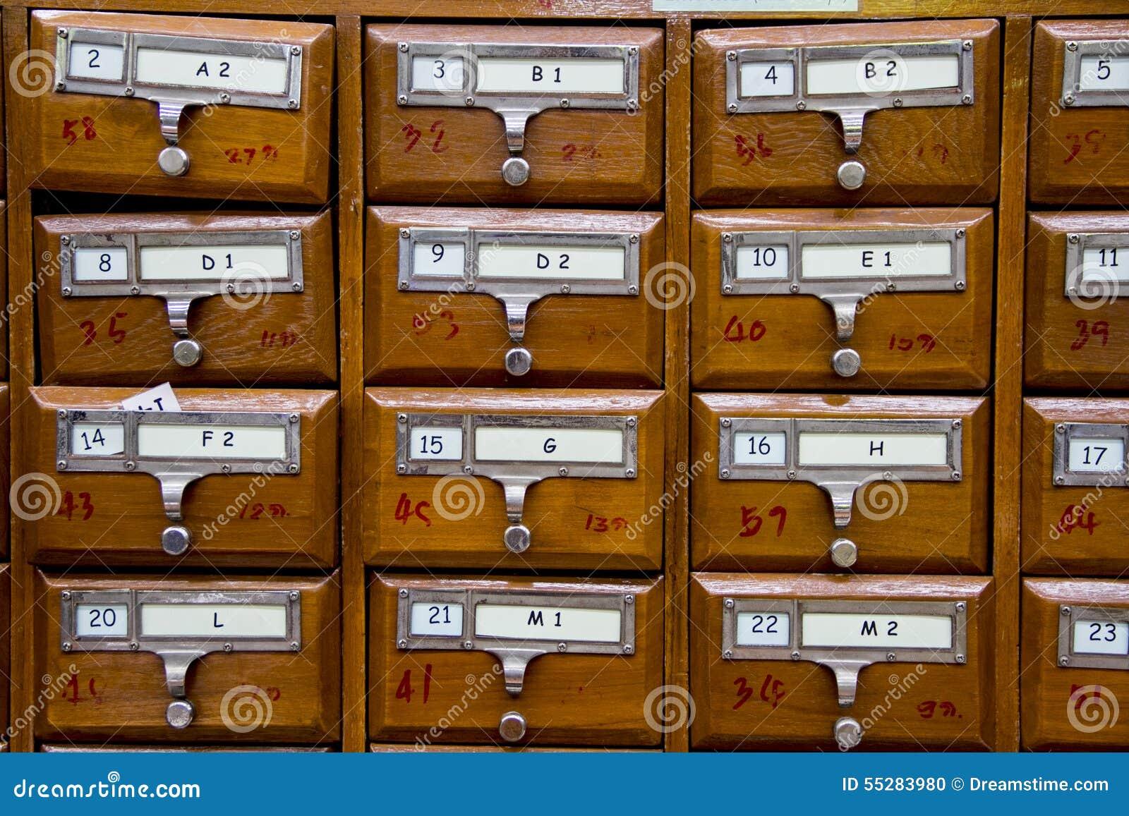 Carta di catalogo