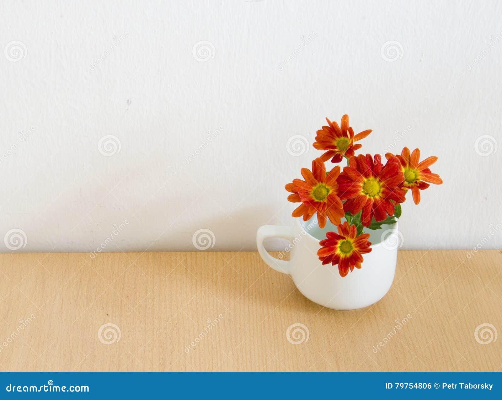 Carta di condoglianza - fiori rossi