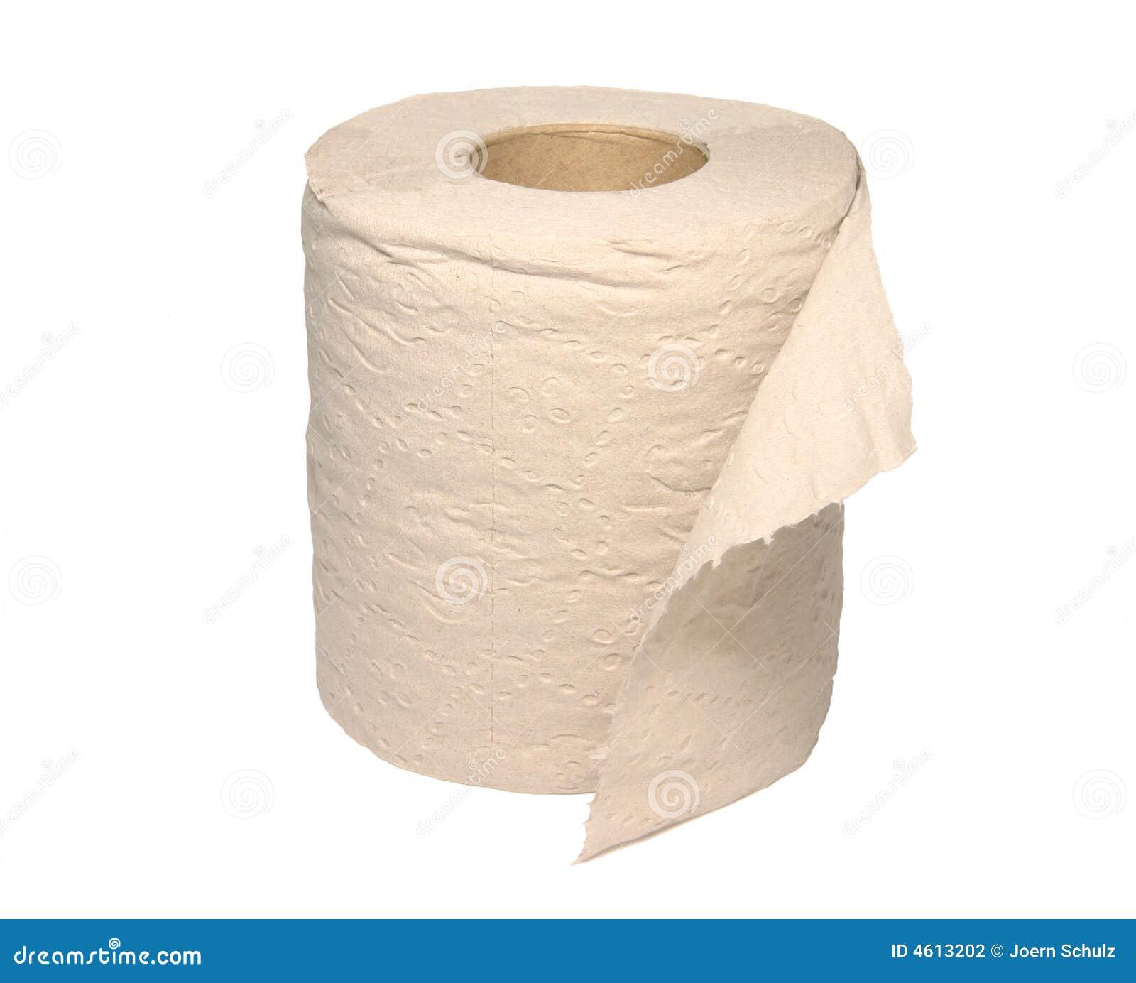 Carta igienica riciclata fotografia stock immagine 4613202 for Accesorios para bano papel higienico