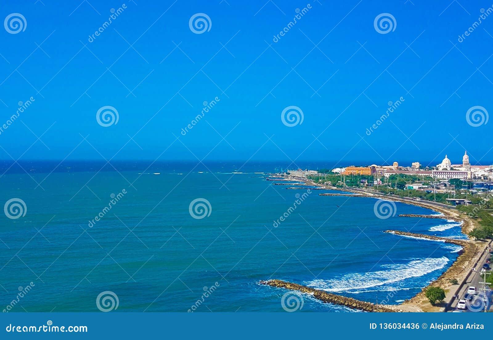 Cartagena, die fantastische Stadt!
