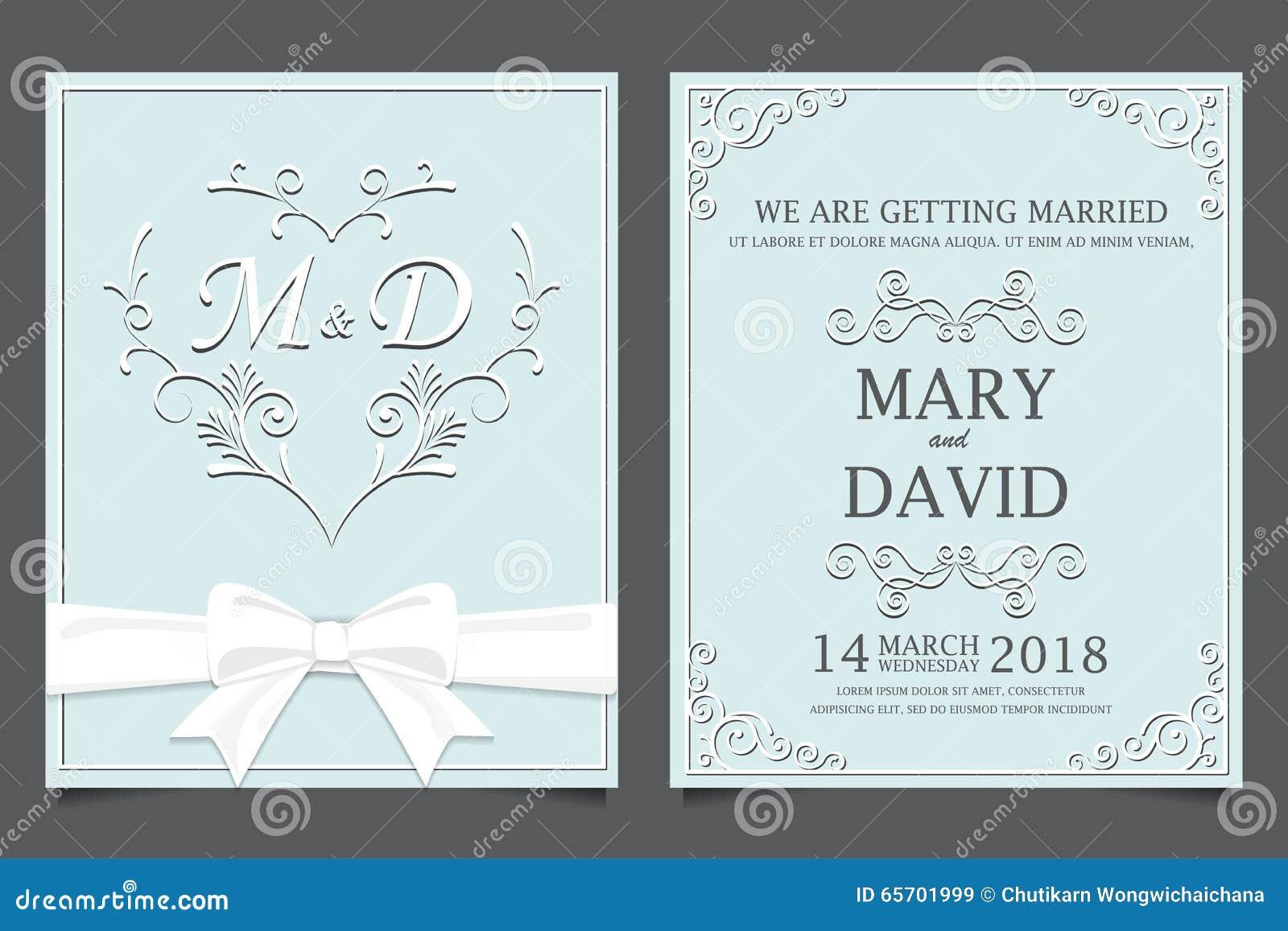 carte amour et valentines d 39 invitation de mariage. Black Bedroom Furniture Sets. Home Design Ideas