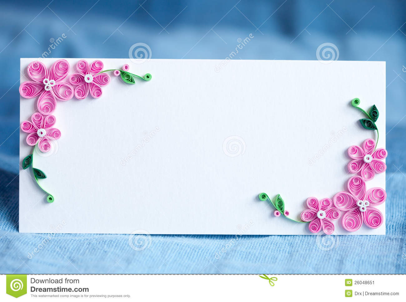 carte d corative image stock image 26048651