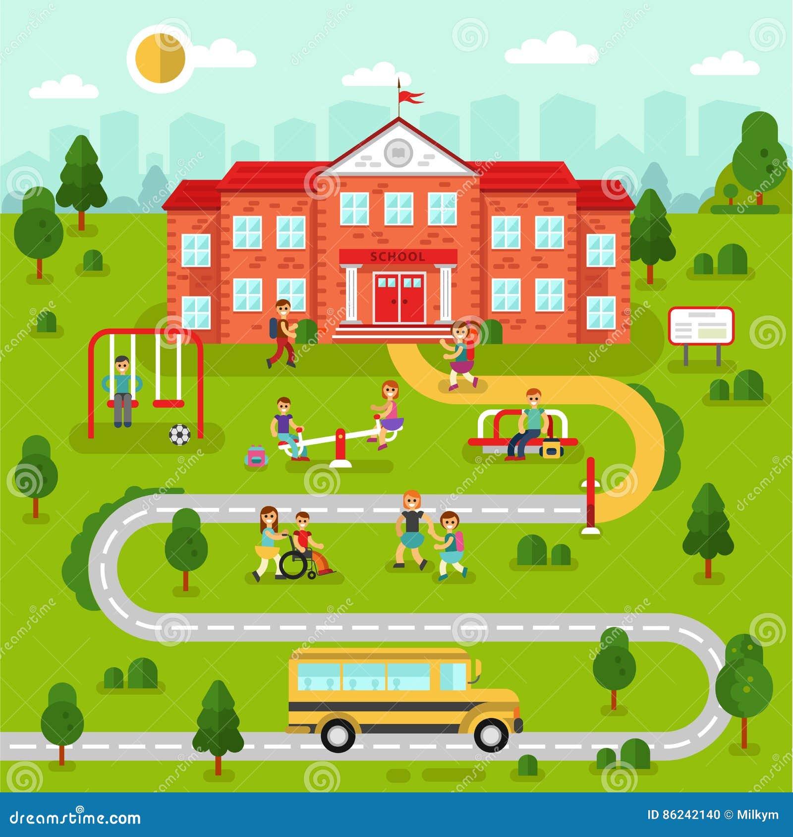 Carte d école