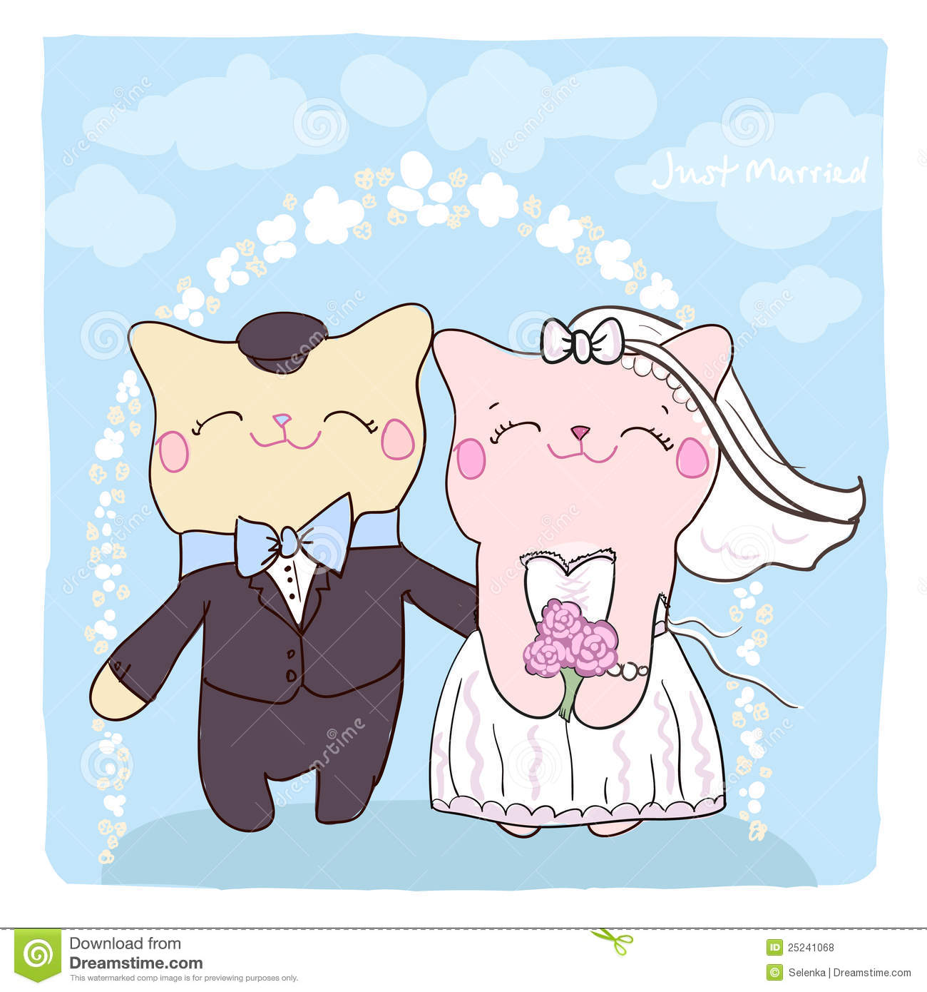 Funny Wishes For A Wedding Anniversary Cat