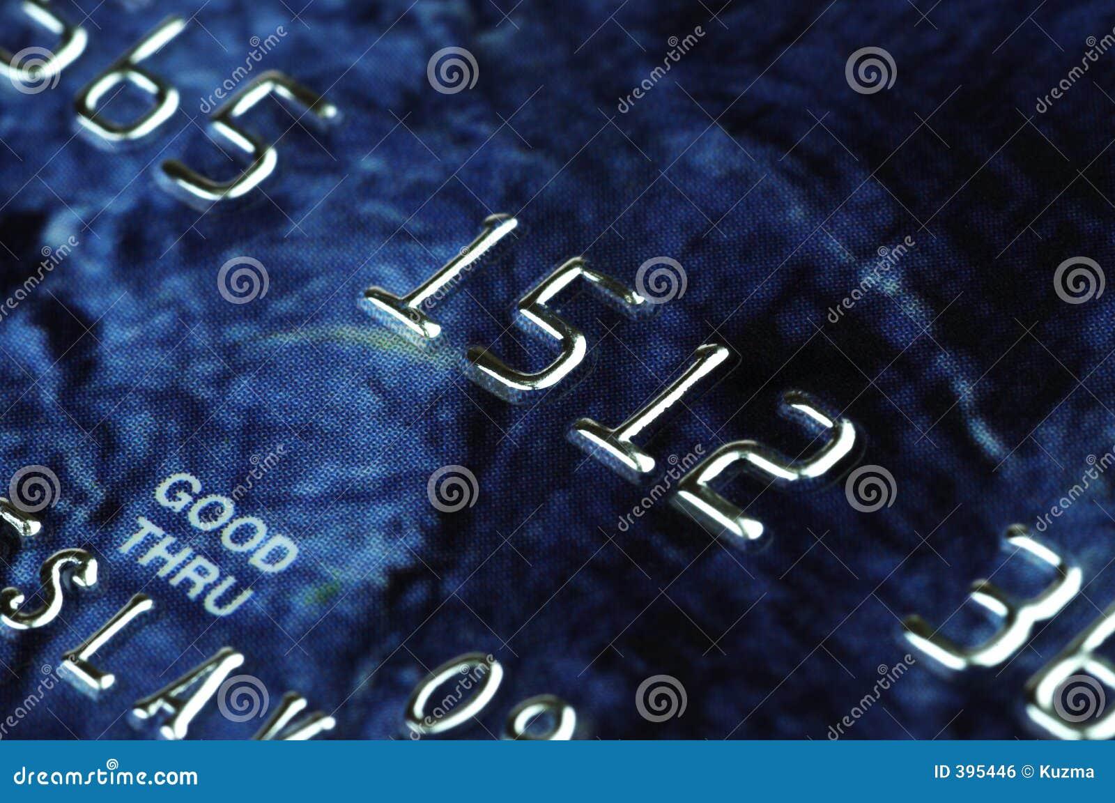 Carte d opérations bancaires dans l instruction-macro