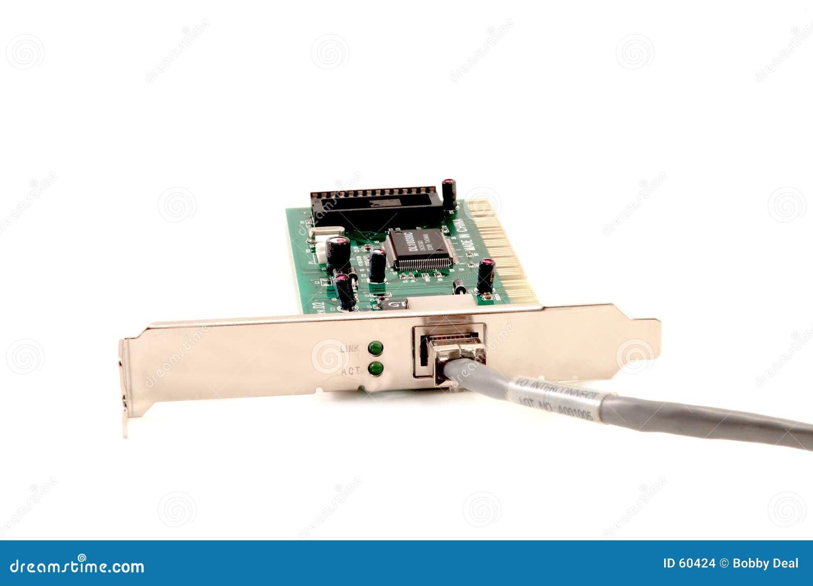Download Carte de réseau photo stock. Image du pivot, internet, carte - 60424