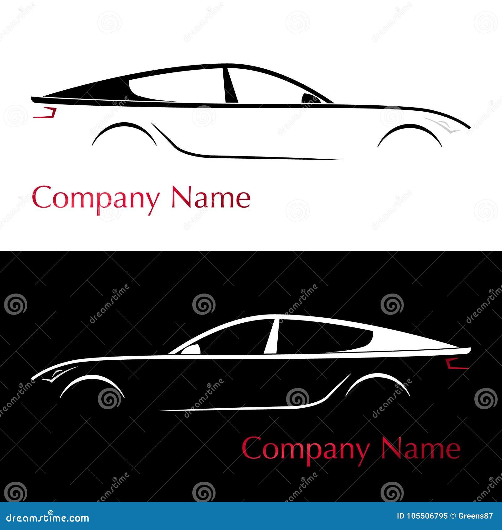 Carte De Visite Professionnelle Pour La Societe Automobile