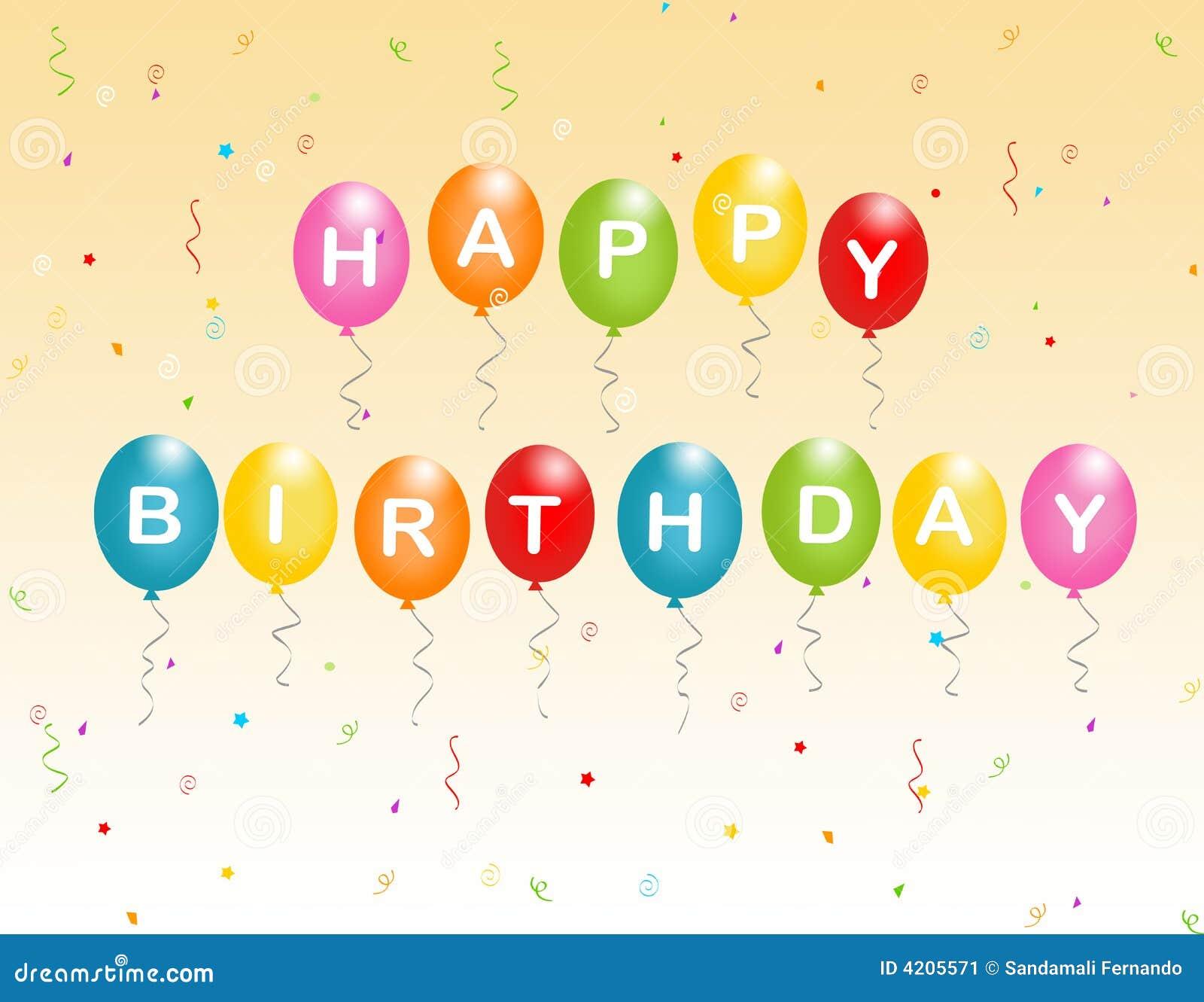 Carte de voeux d 39 anniversaire image stock image 4205571 - Carte de voeux dromadaire gratuite ...