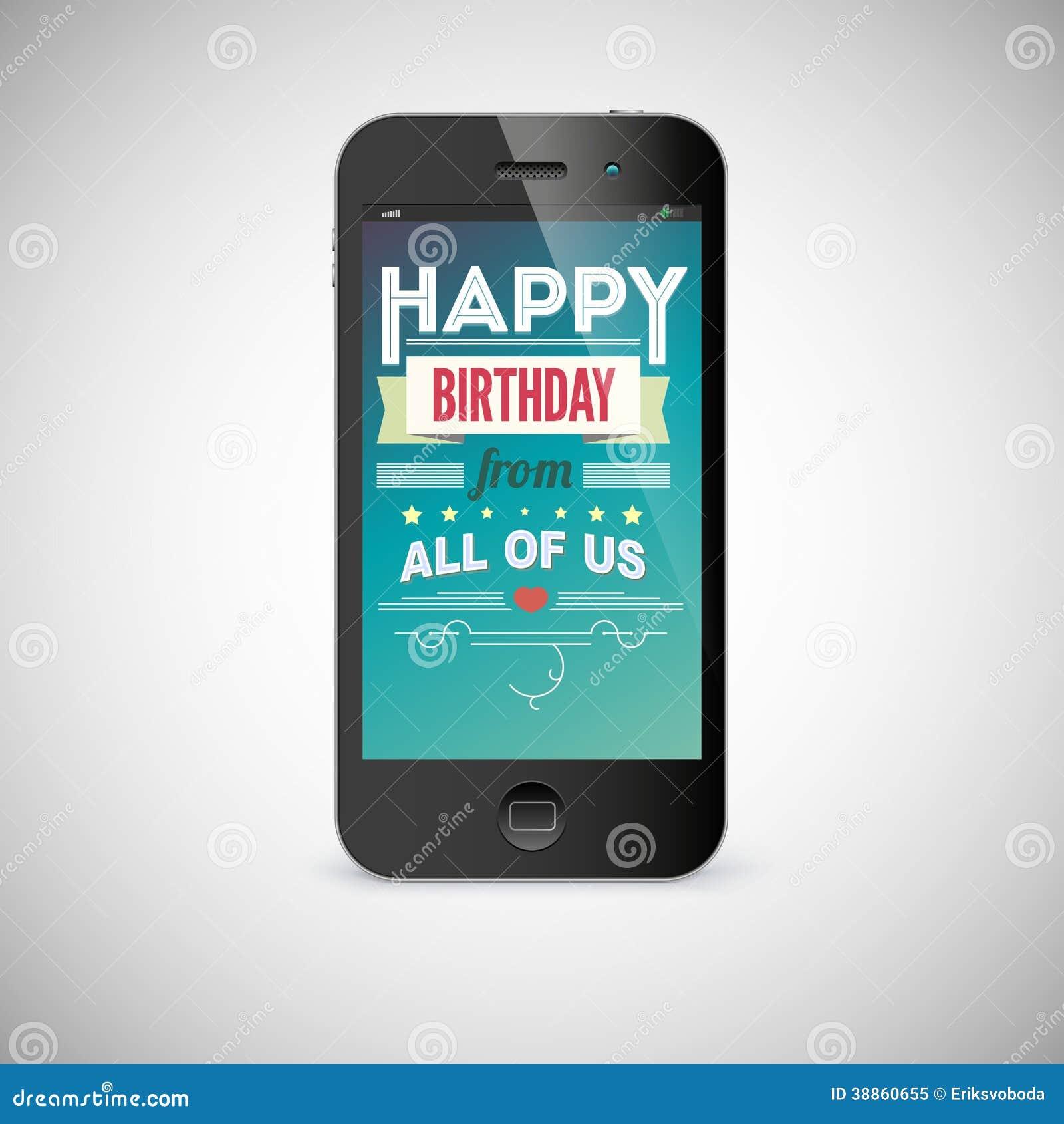 Carte Anniversaire Gratuite Sur Telephone Portable
