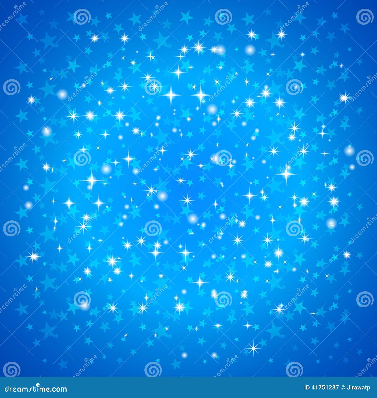 Carte de voeux de no l de vecteur avec des flocons de neige sur le fond bleu illustration de - Motif carte de voeux ...