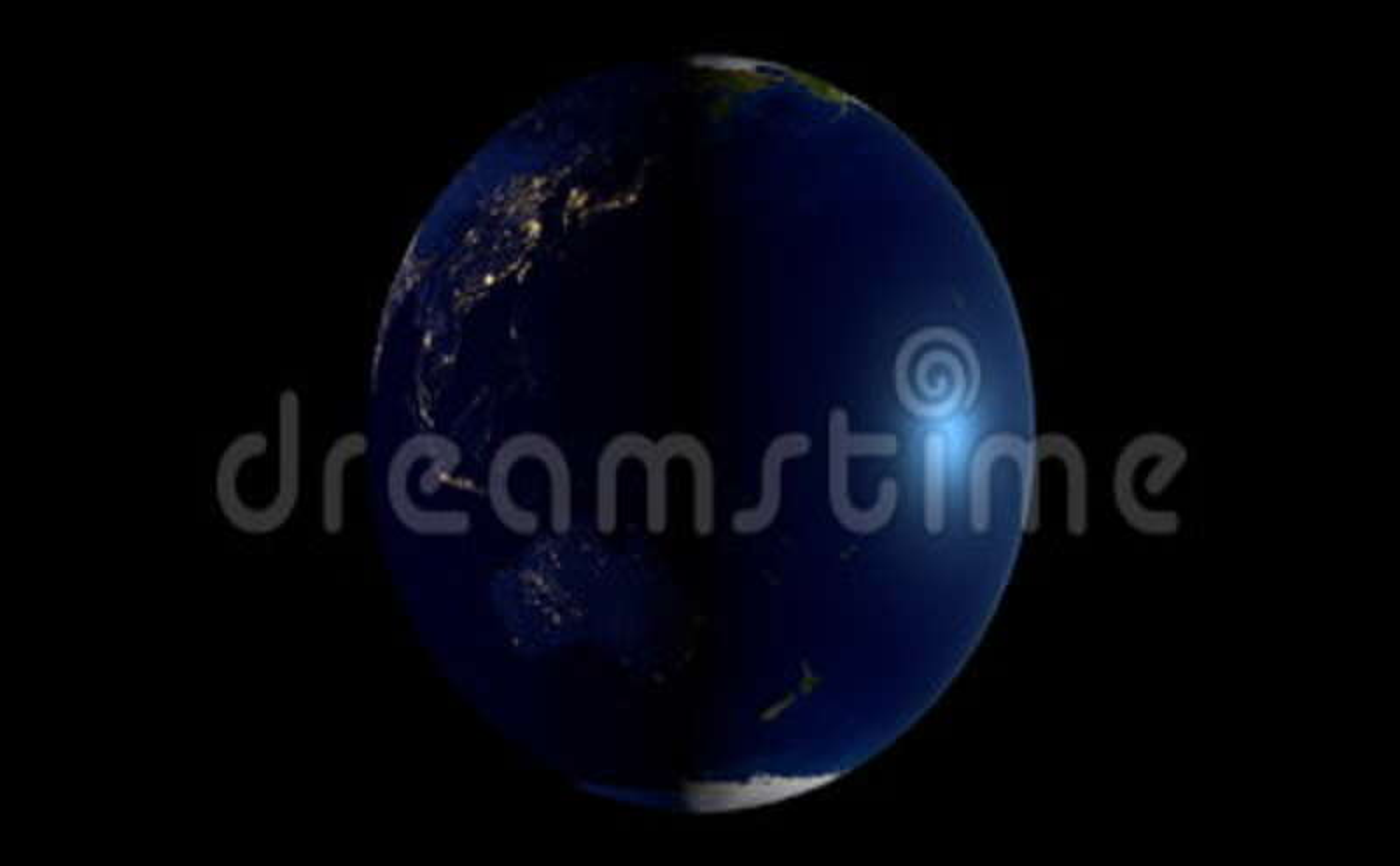 Carte Du Monde Jour Nuit.Carte Du Monde De La Terre 3d Avec Tous Les Continents Jour