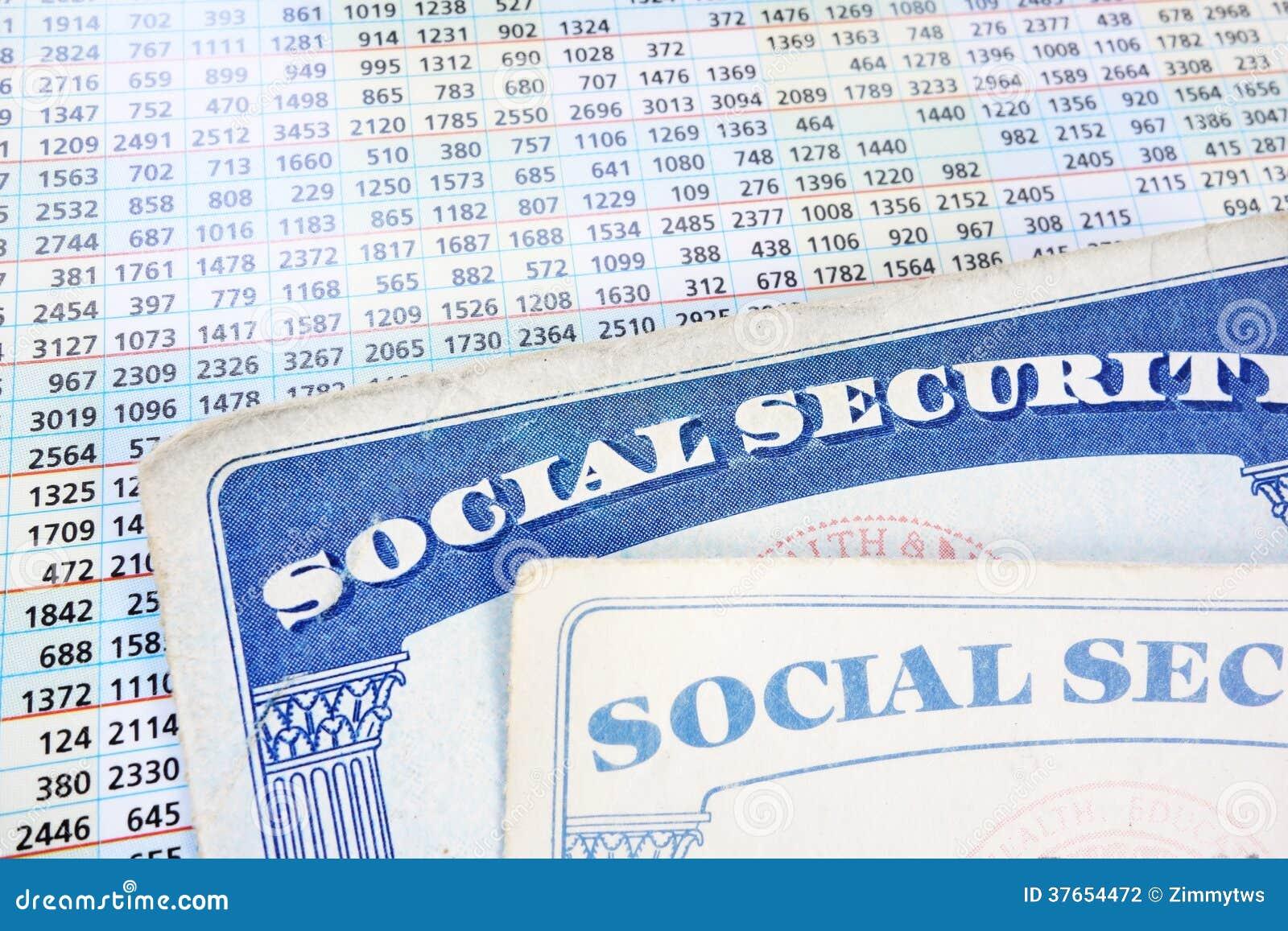 Carte e numeri di sicurezza del Soc