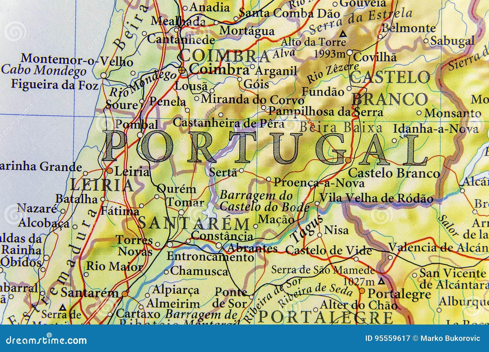 Villes Les Plus Importantes Du Portugal