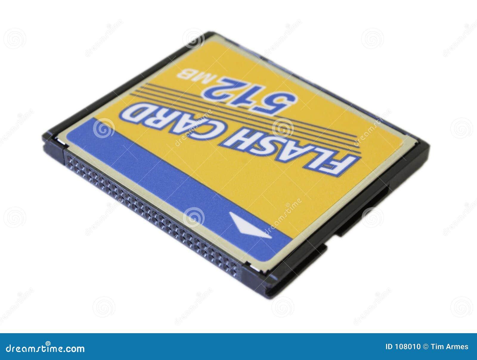 Carte instantanée compacte