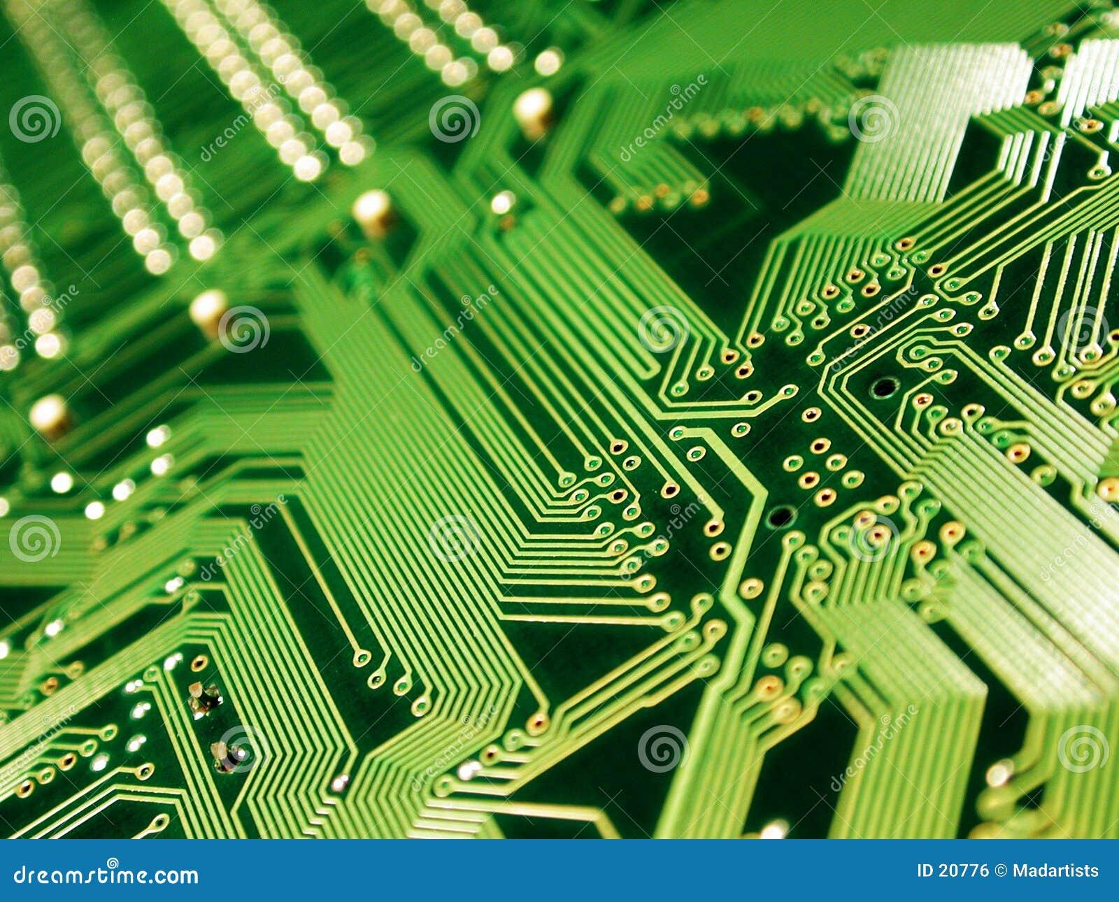Carte mère de matériel d ordinateur