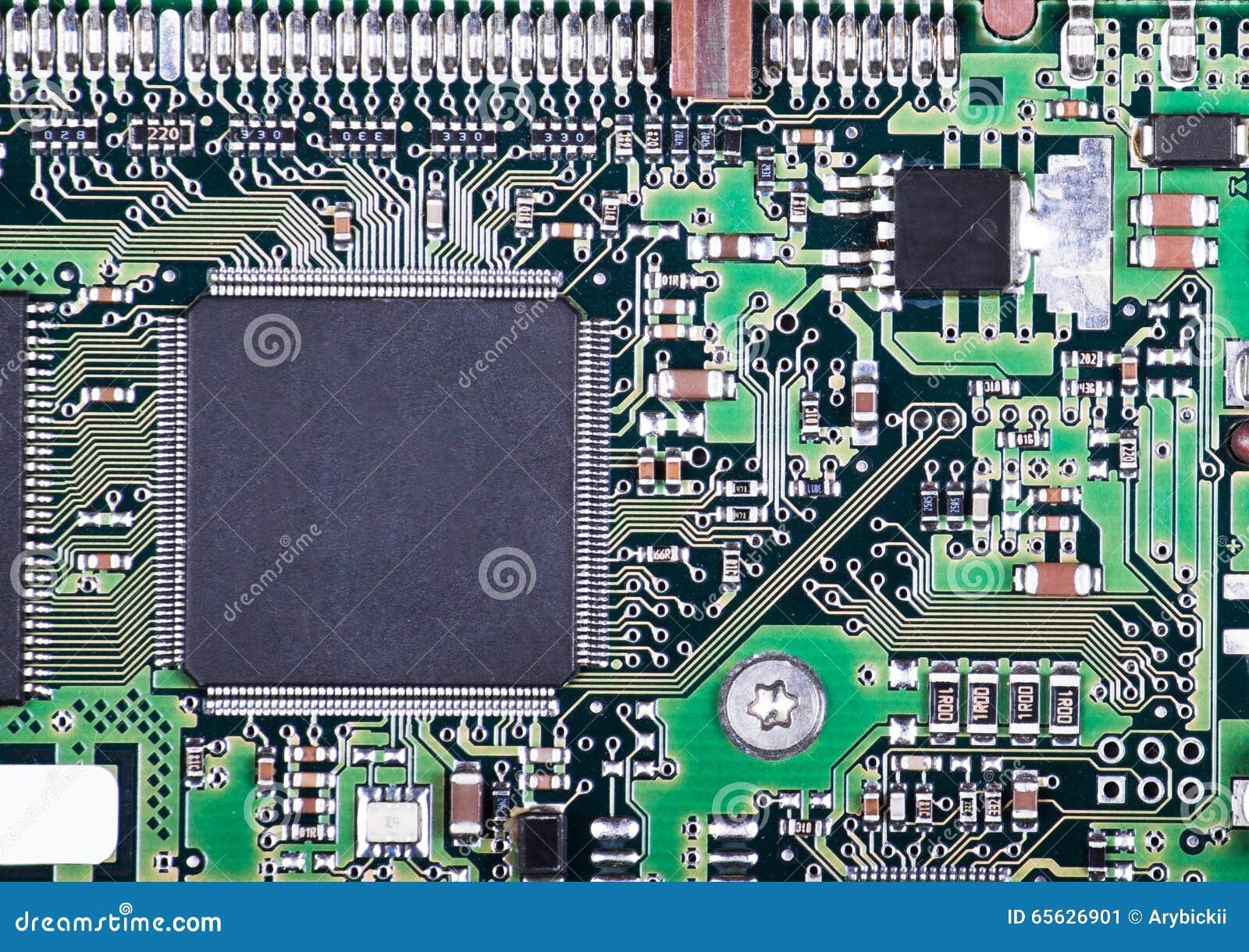 Carte micro d ordinateur