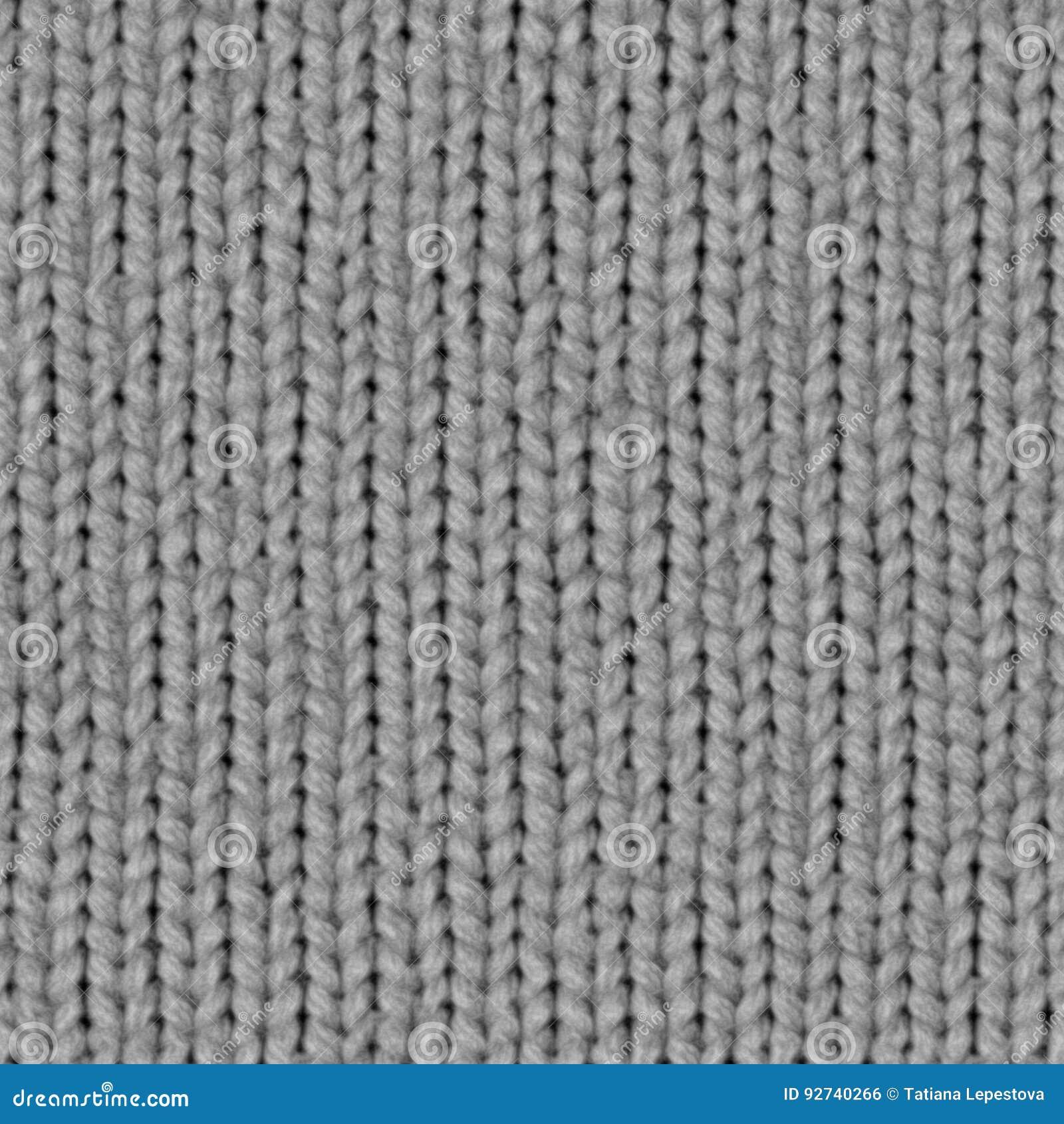 Carte sans couture de déplacement de la texture 7 de tissu tricotage