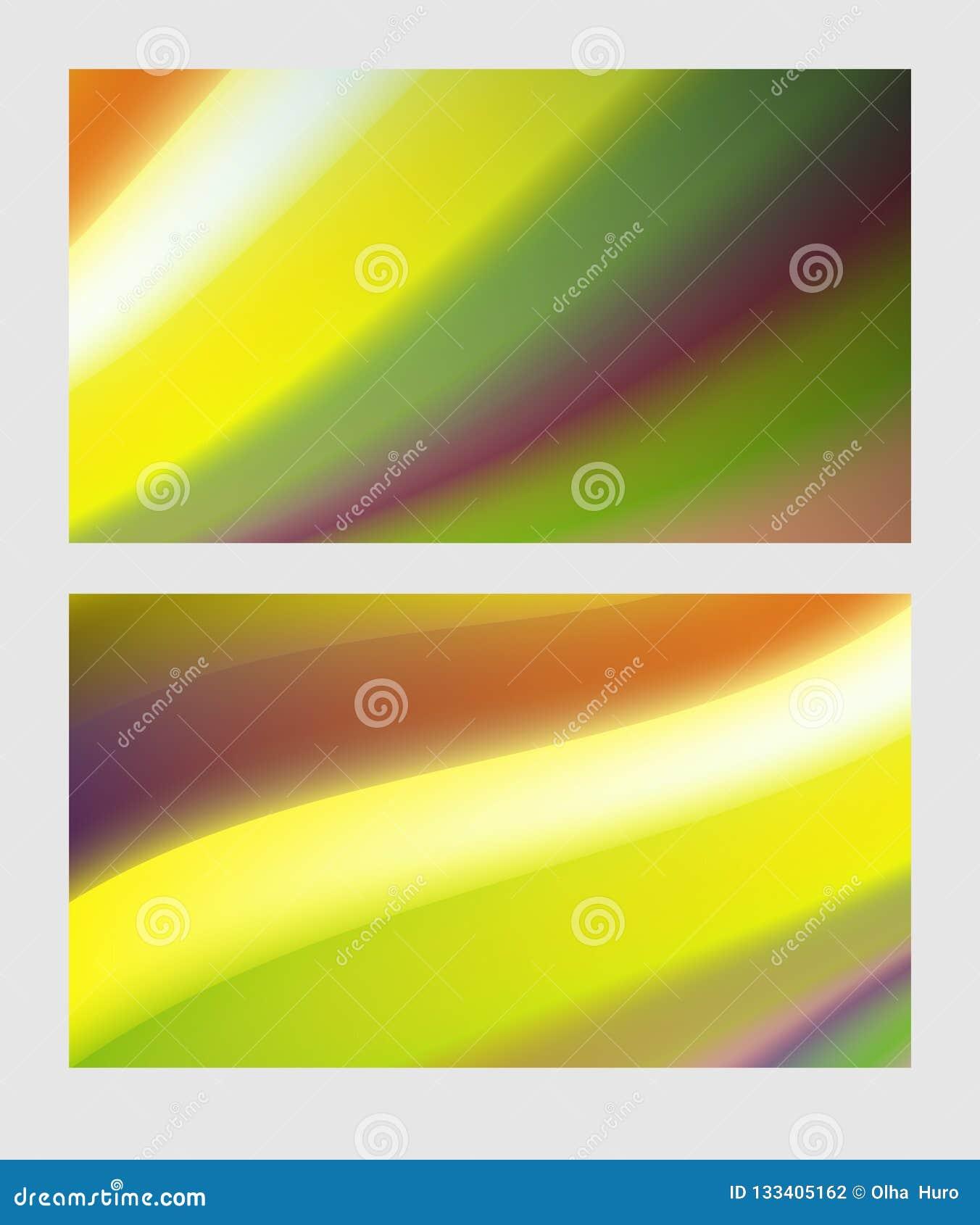 Cartel colorido moderno del flujo Fondo líquido del color de la forma de la onda