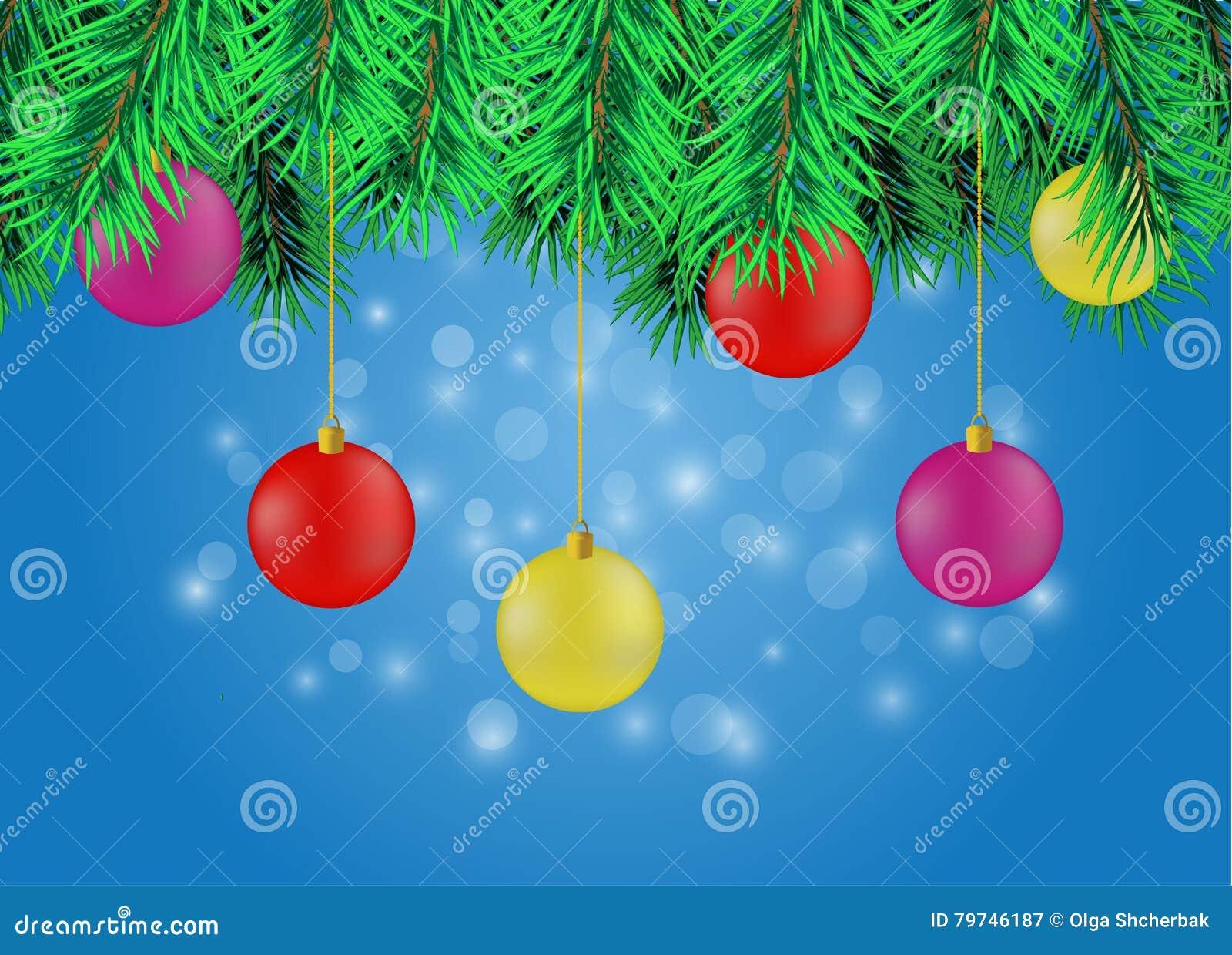 Cartel de la Navidad