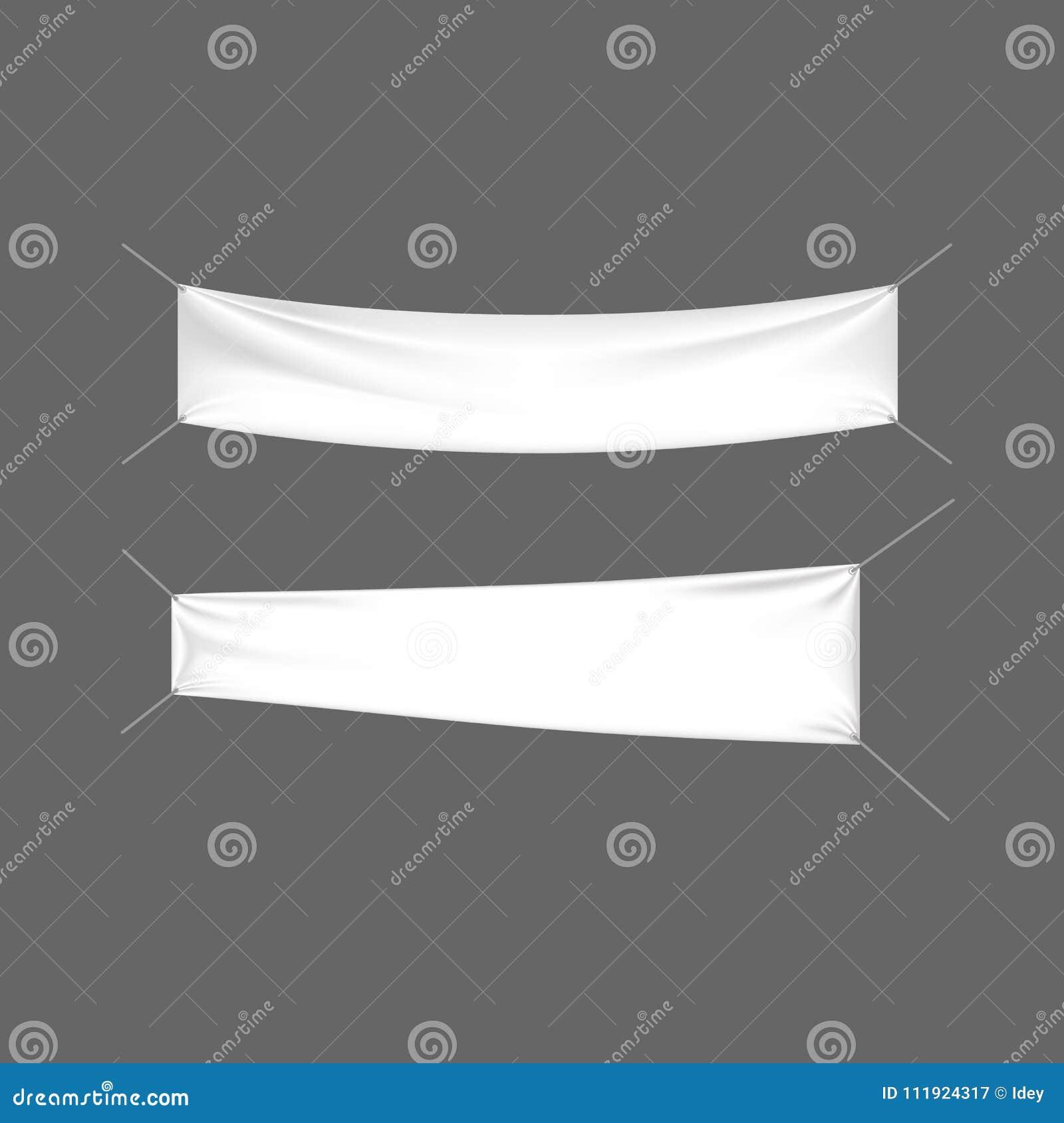 Carteleras realistas, banderas y publicidad al aire libre Muestras al por menor, soporte de la maqueta