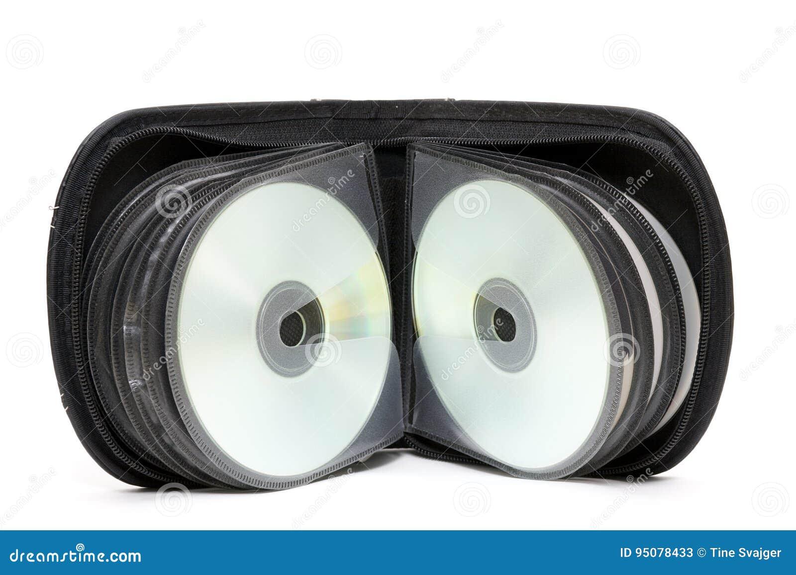Cartera de CD/DVD