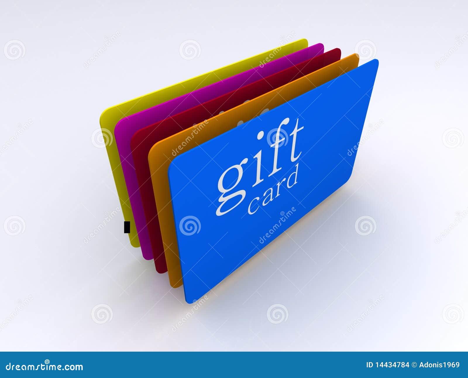 Cartes de cadeau