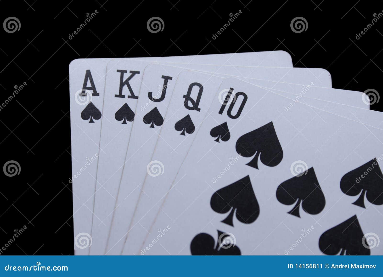 Cartes de tisonnier