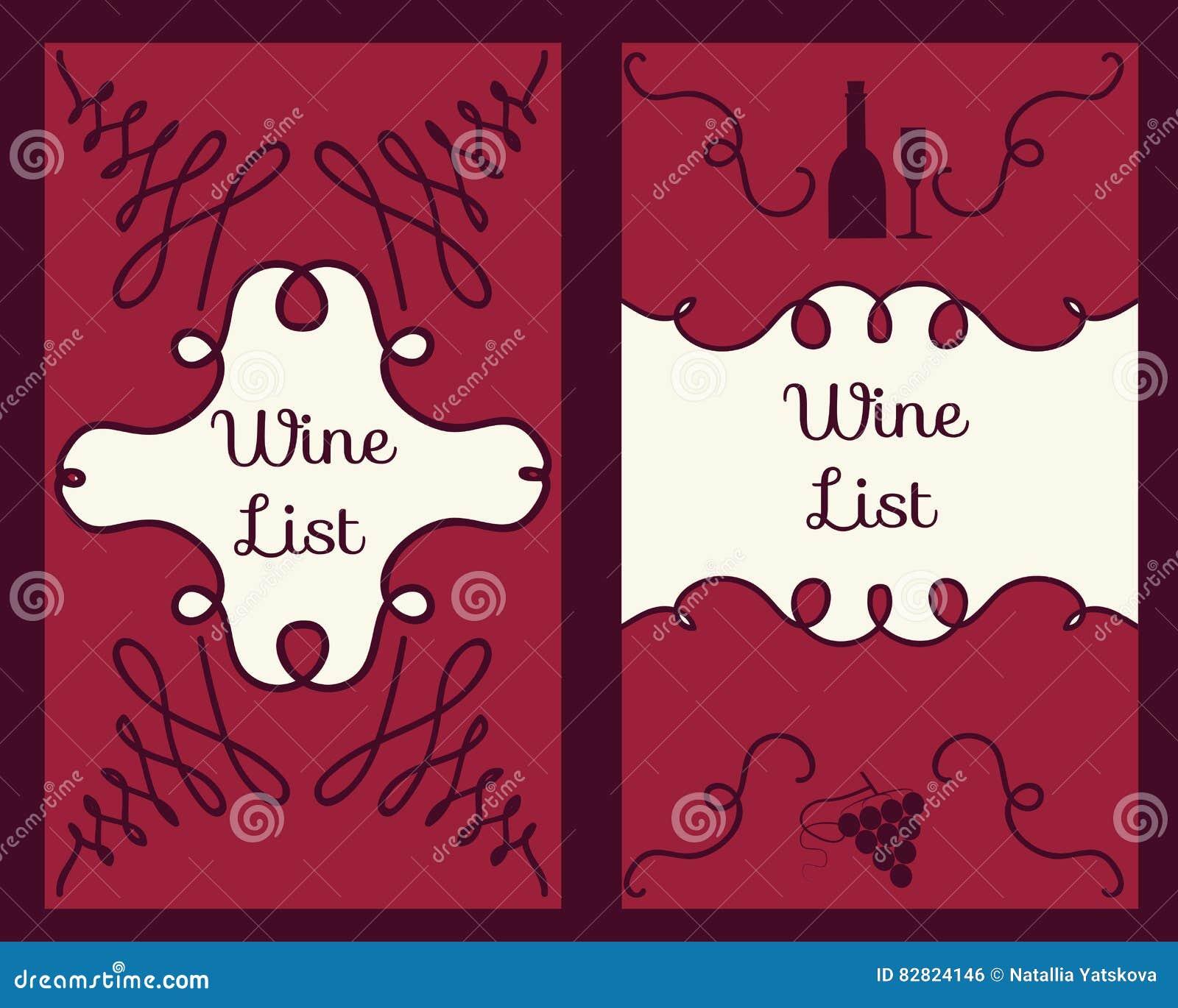 Cartes De Visite Professionnelle Vin Reglees