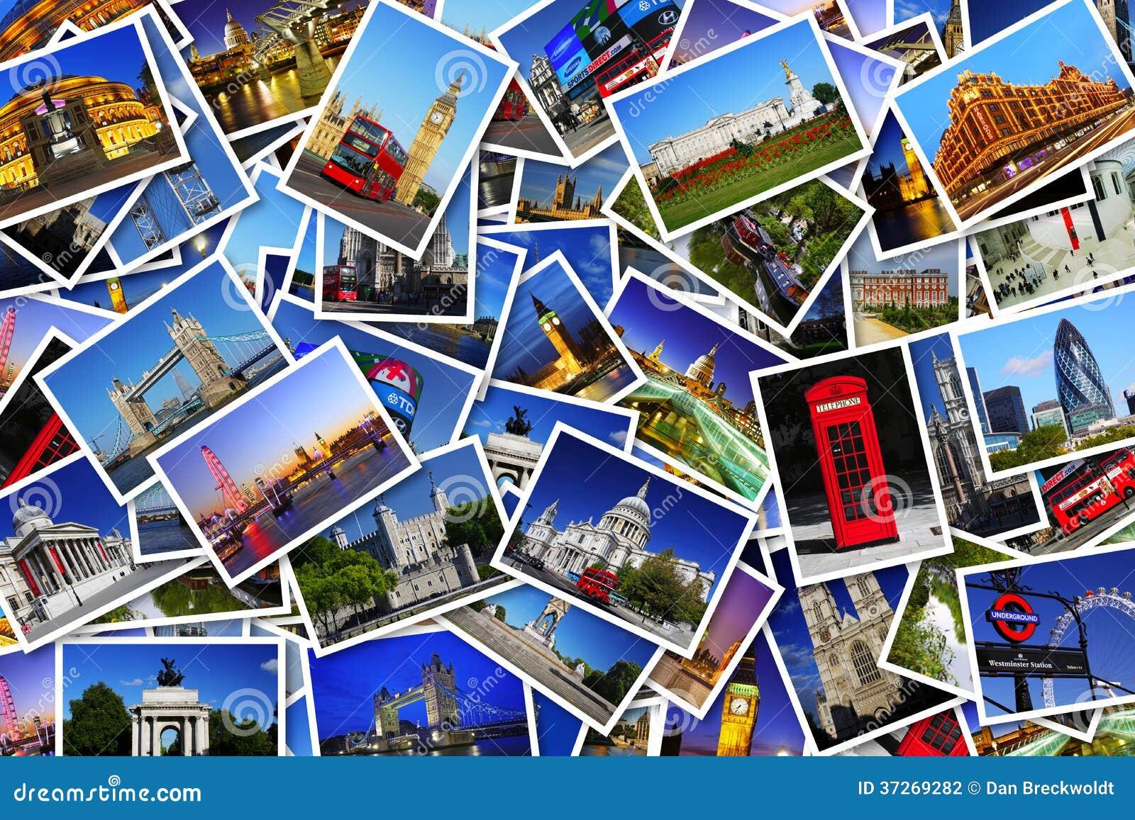 Cartes postales de Londres photographie éditorial. Image du londres - 37269282