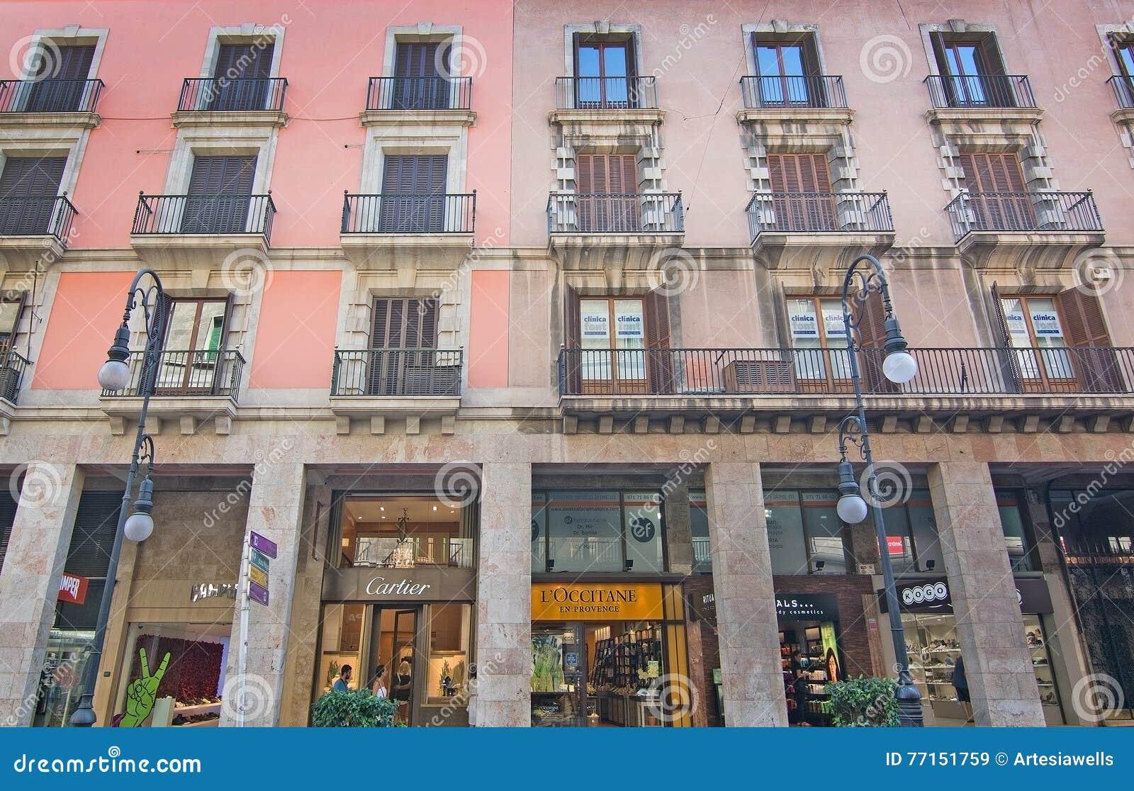 Cartier Occitaine et d autres magasins