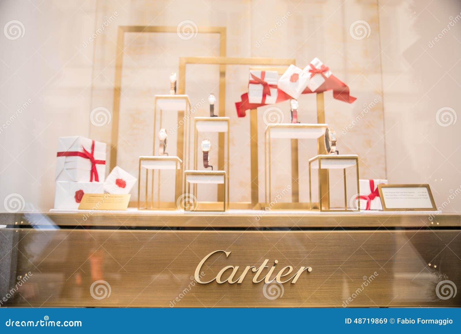 Cartier Christmas Cards