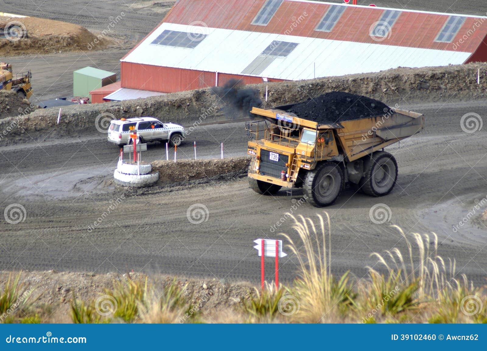 Carting de steenkool