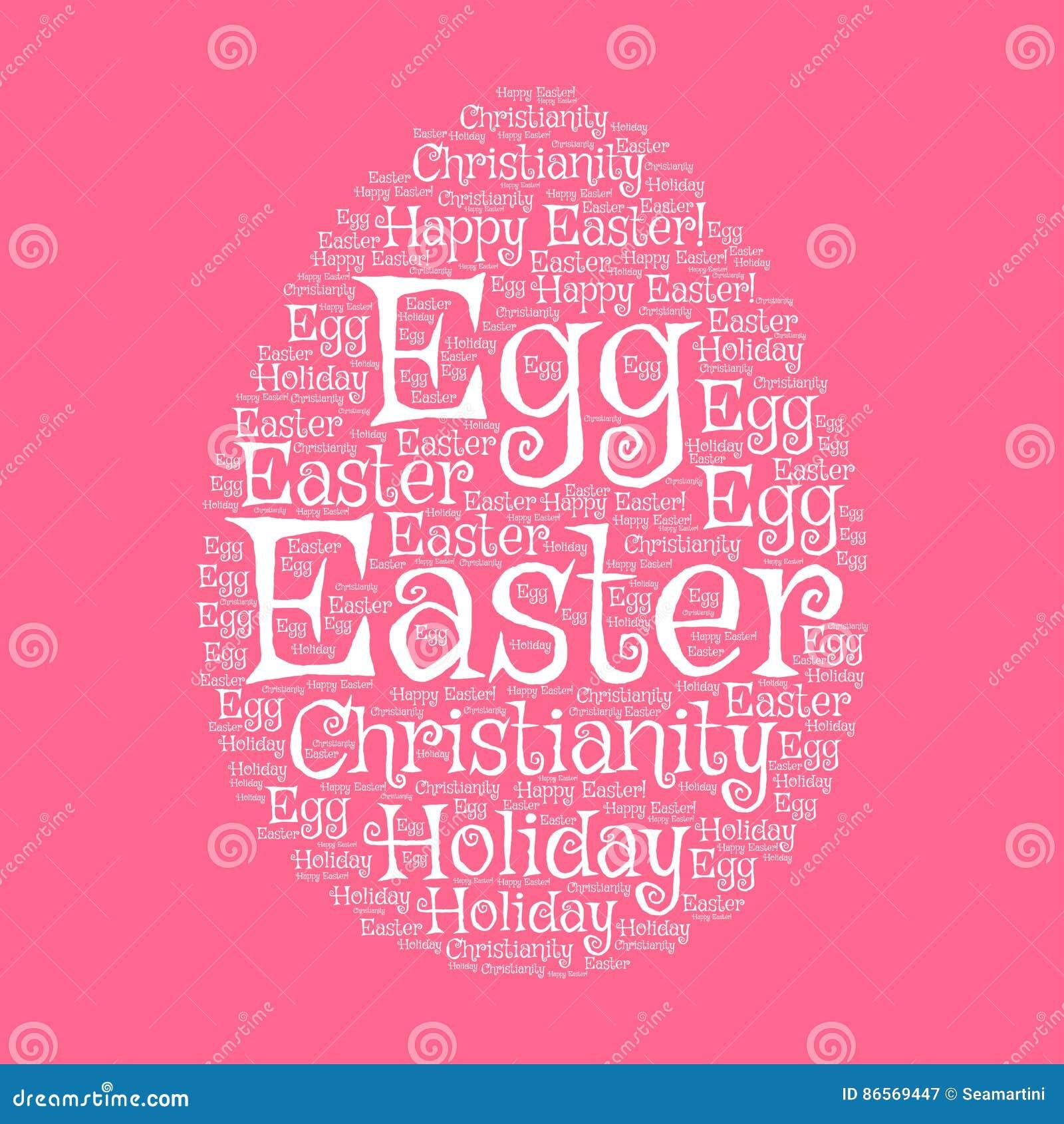 Cartolina d auguri dell uovo di pasqua foto stock - Modello di uovo stampabile gratuito ...