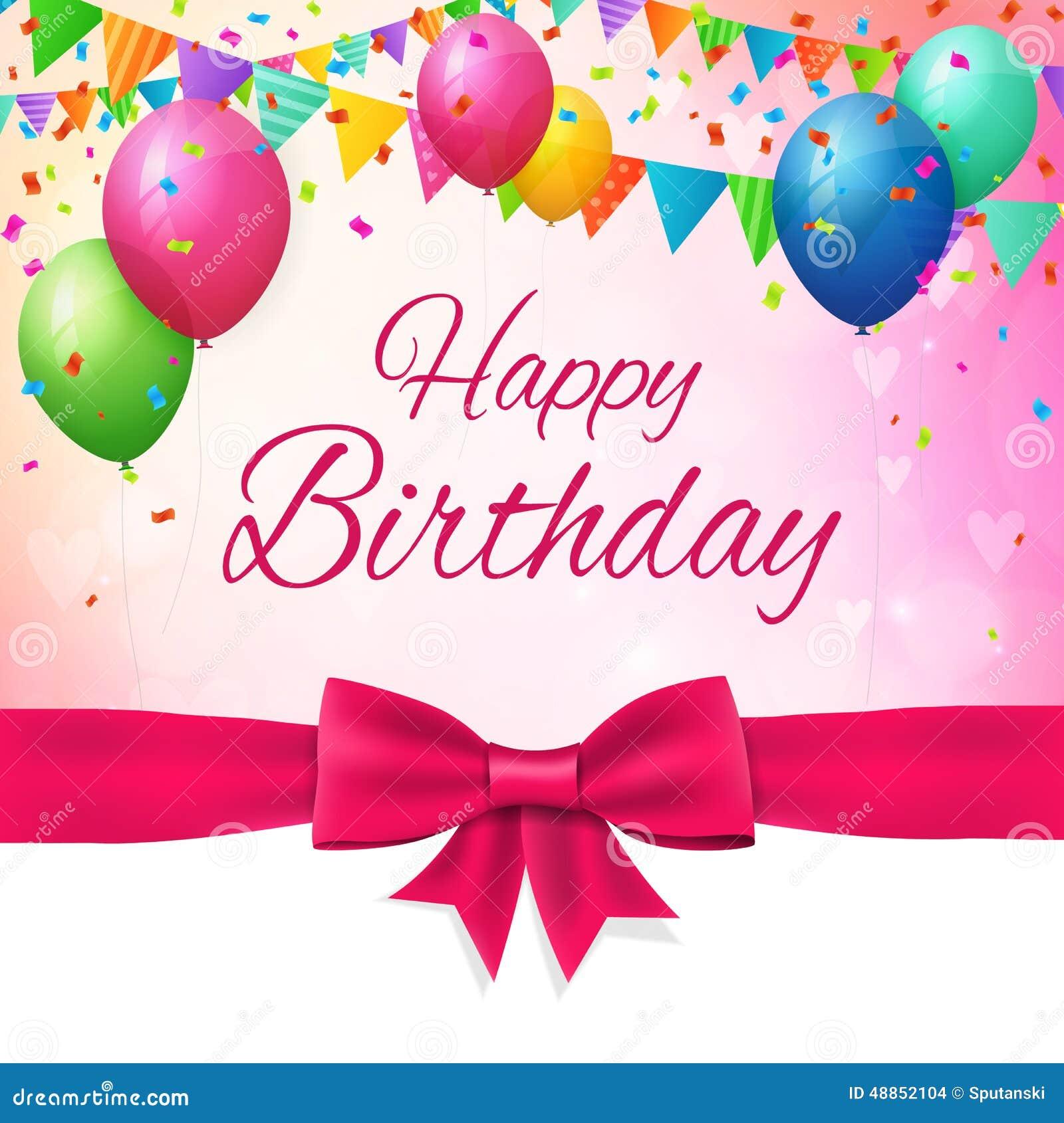 Happy Birthday Biglietti Di Buon Compleanno Pinte T