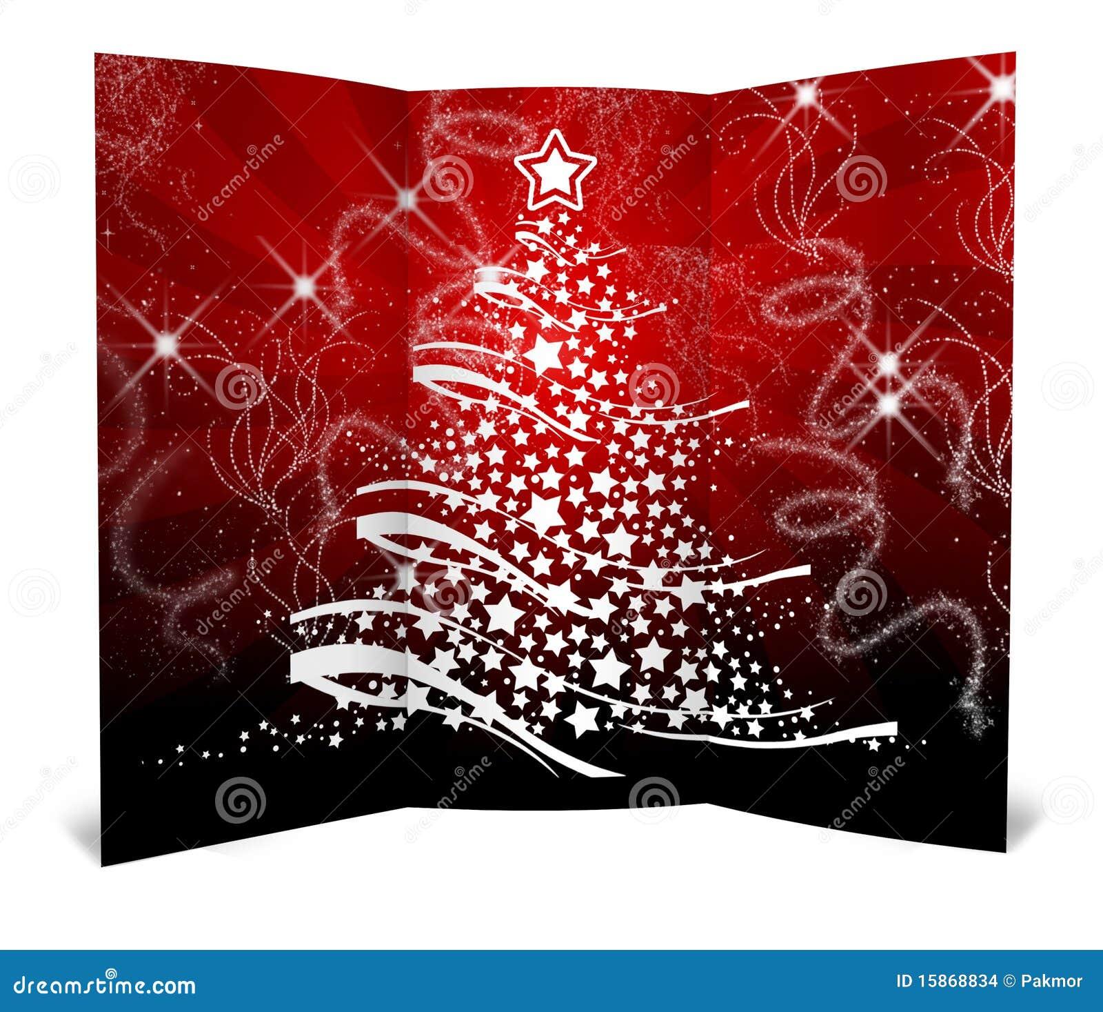 Auguri Di Natale 3d.Cartolina D Auguri Di Natale 3d Illustrazione Di Stock