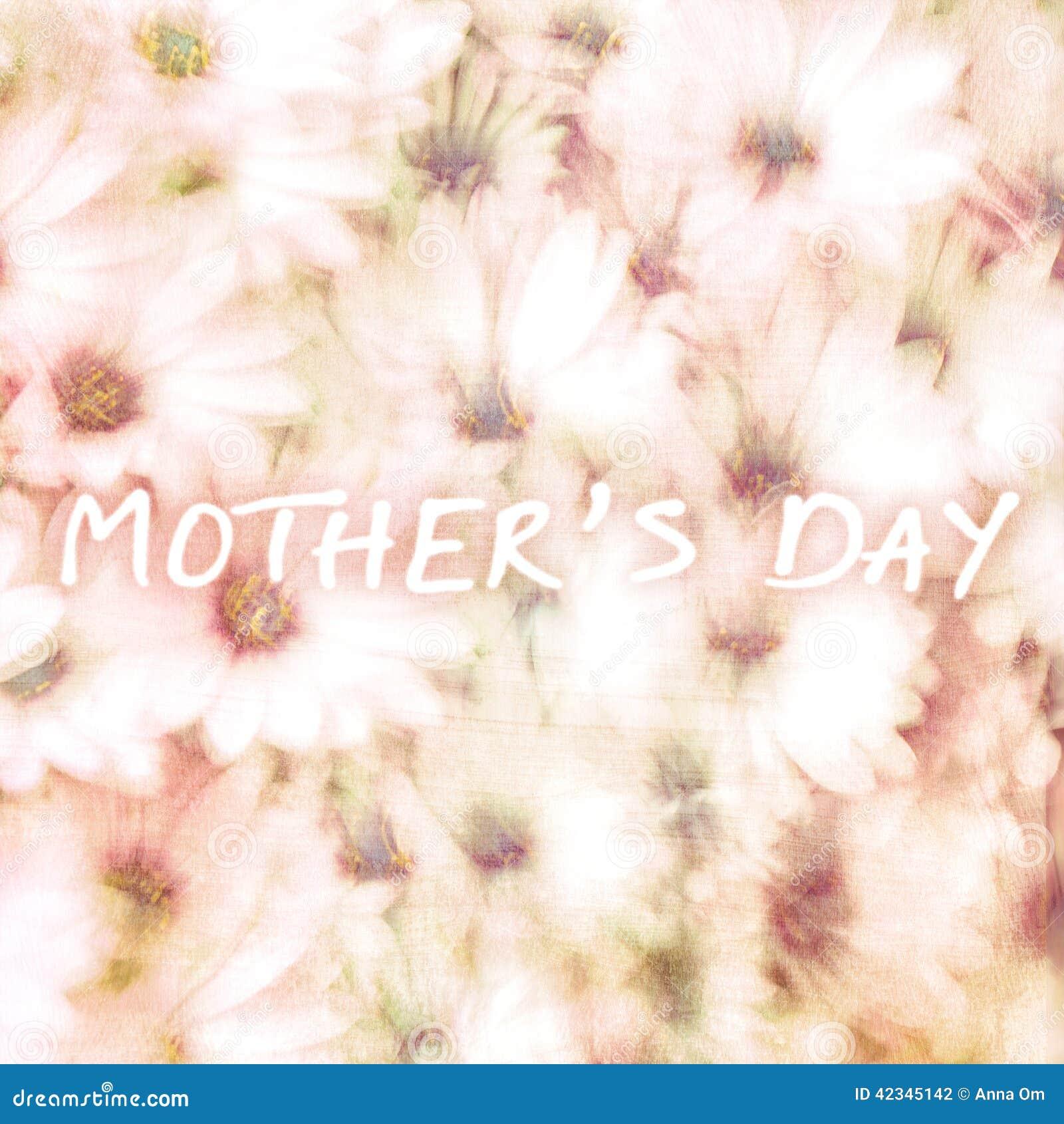Cartolina d auguri per il giorno di madri