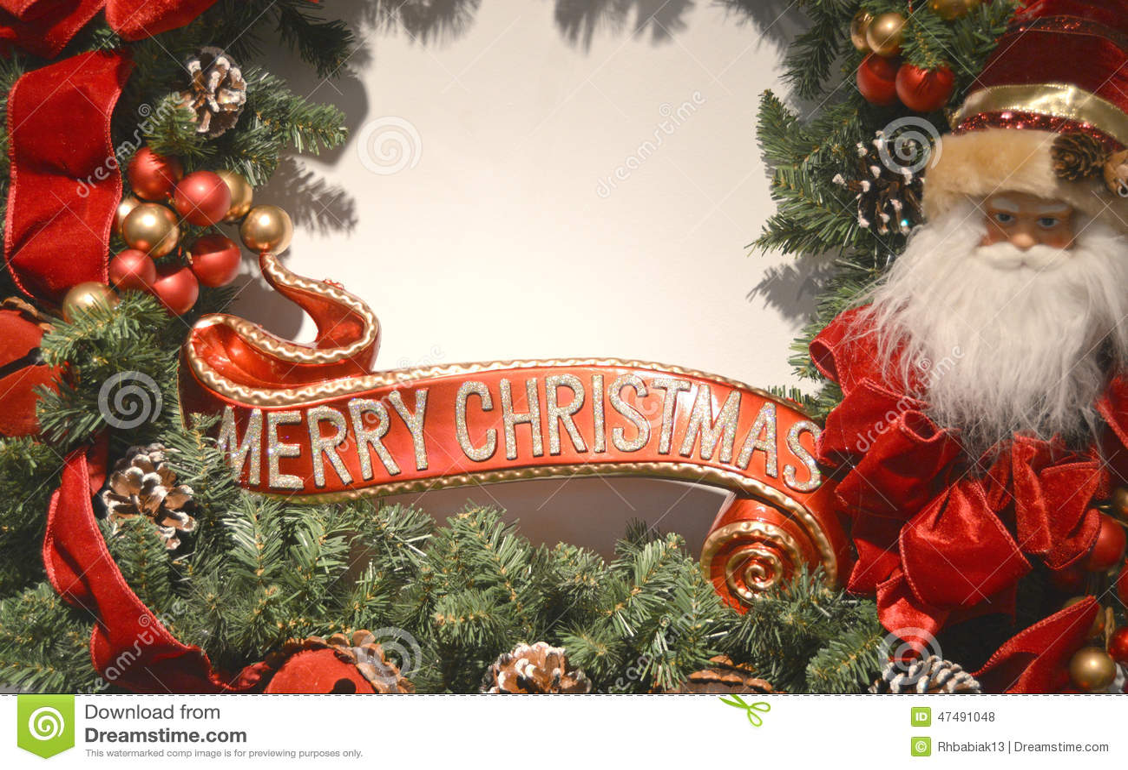 Cartolina di Natale allegra