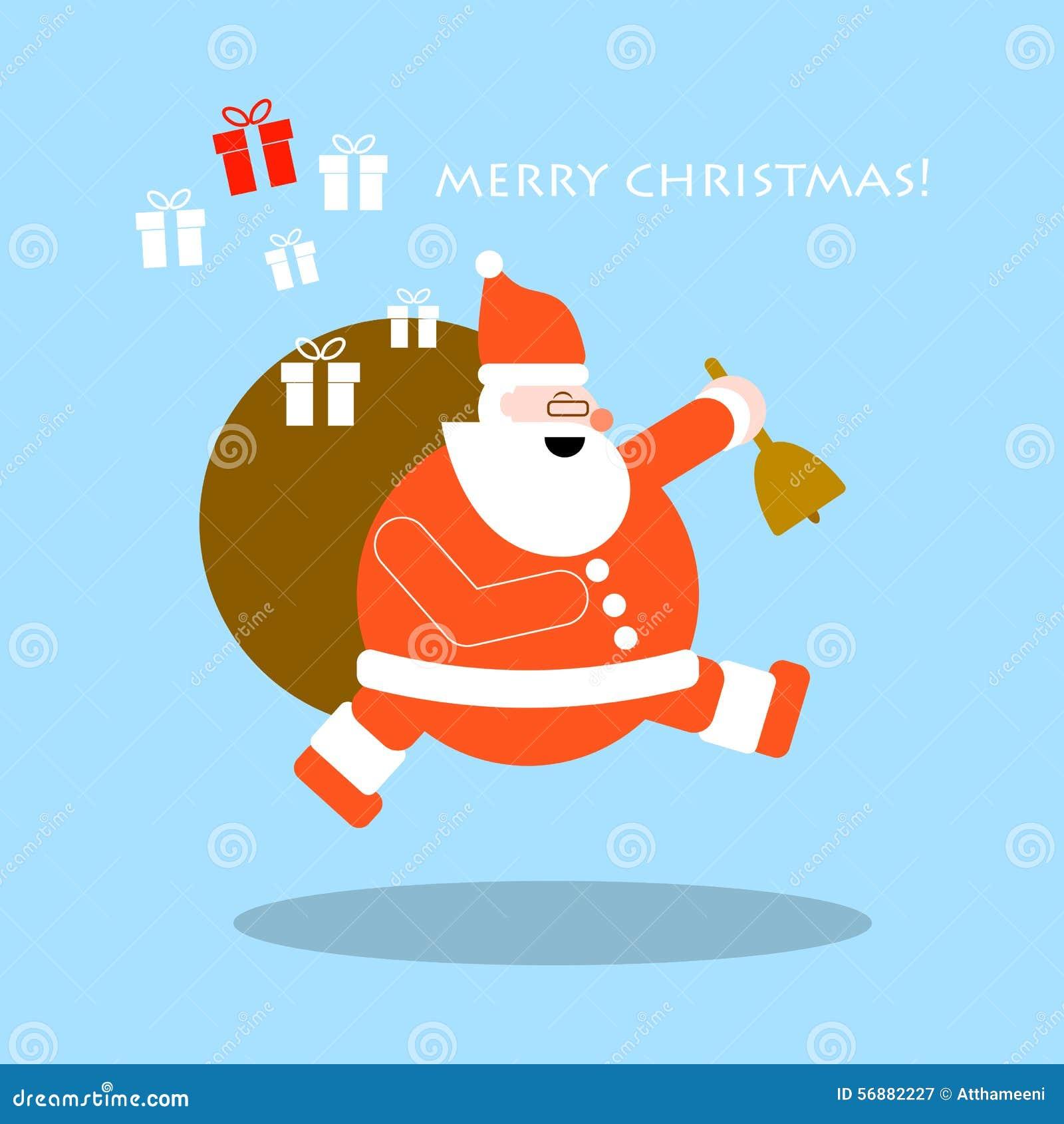 Cartoline d auguri del nuovo anno e di Natale