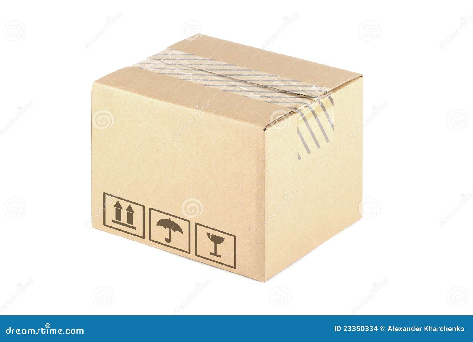 Cardboard box symbols stock photos 193 images carton box with symbols on the white background stock images biocorpaavc Choice Image