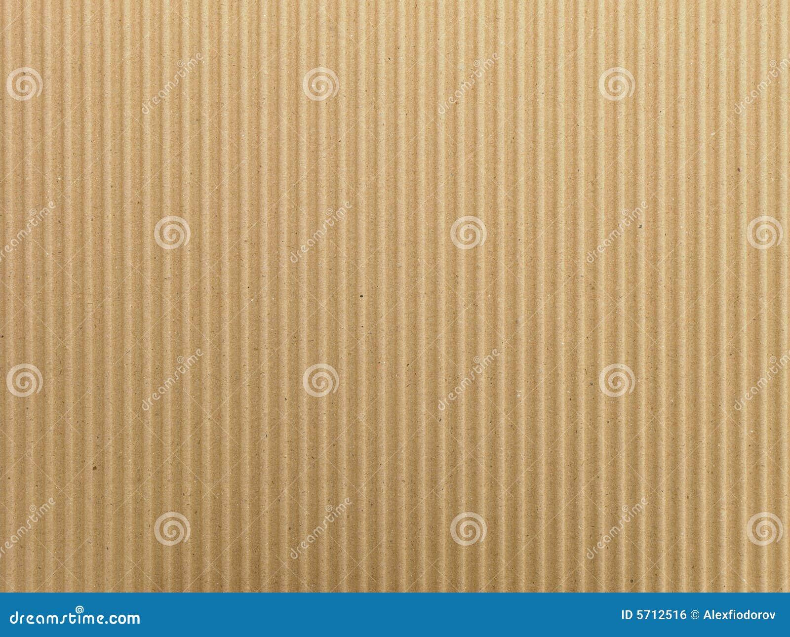 Carton ondulé