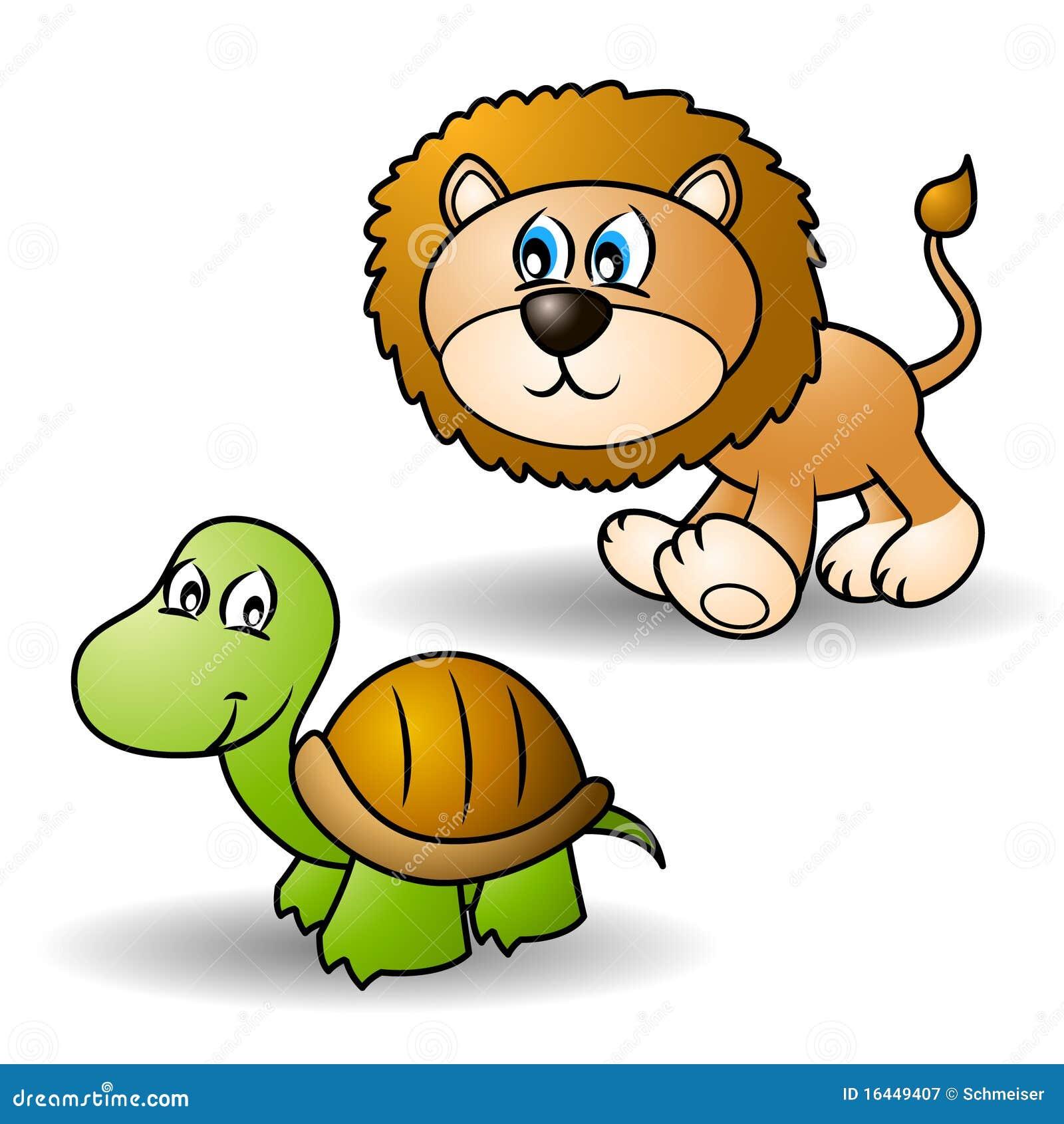 More similar stock images of cartoon animals set 1