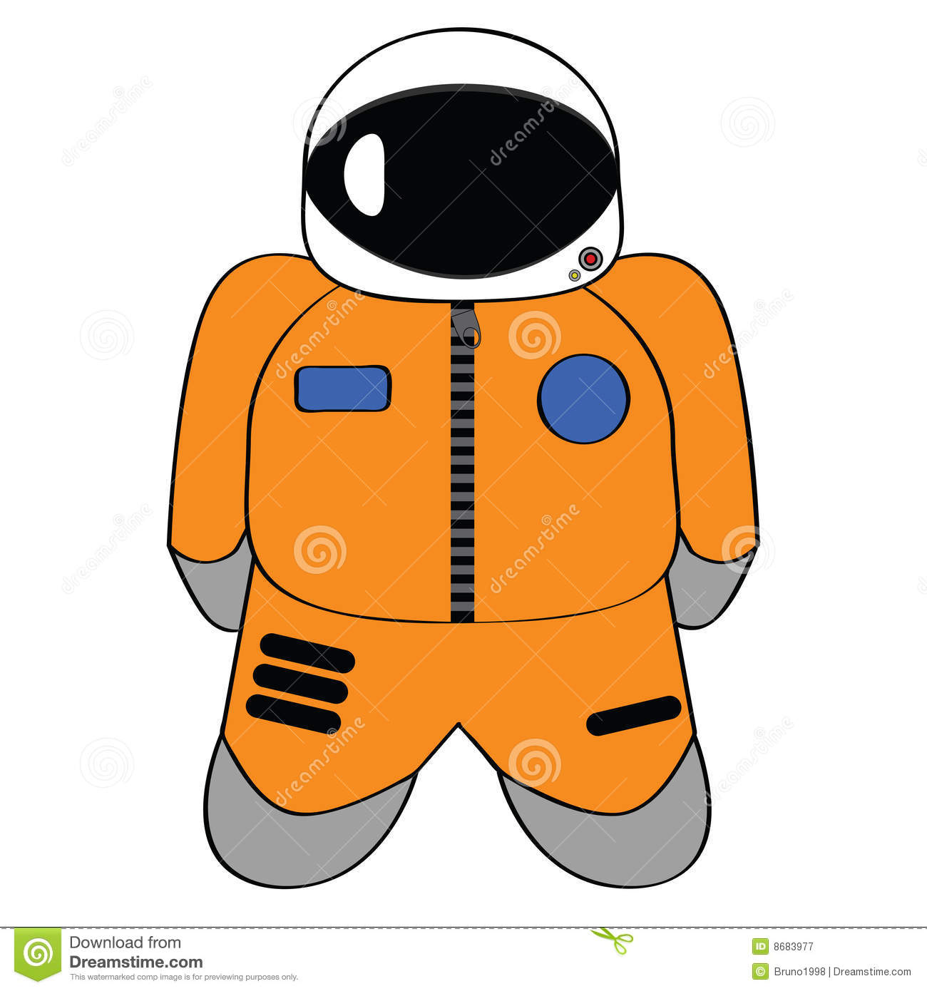 Space suit helmet